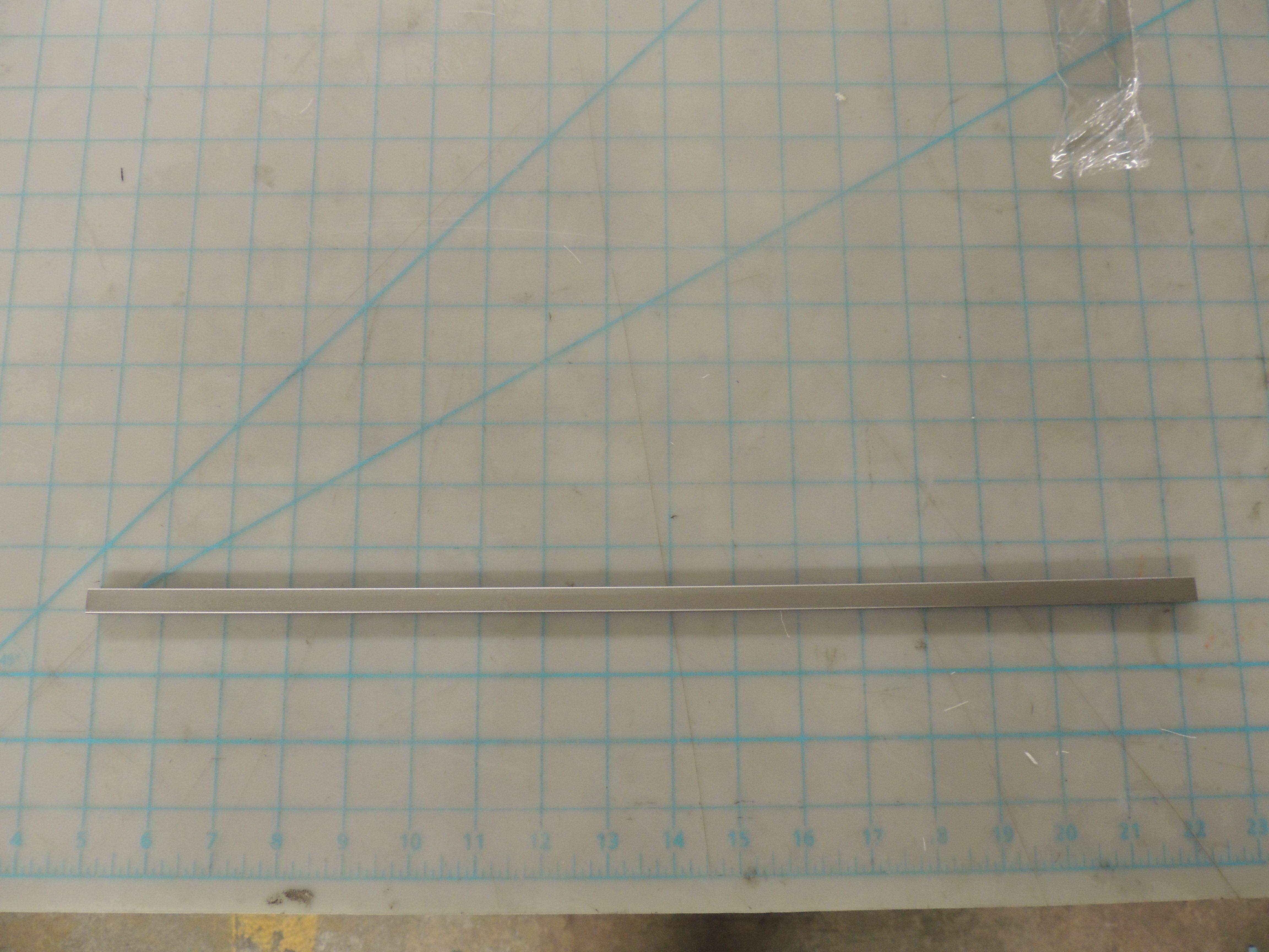 Glass Shelf Trim