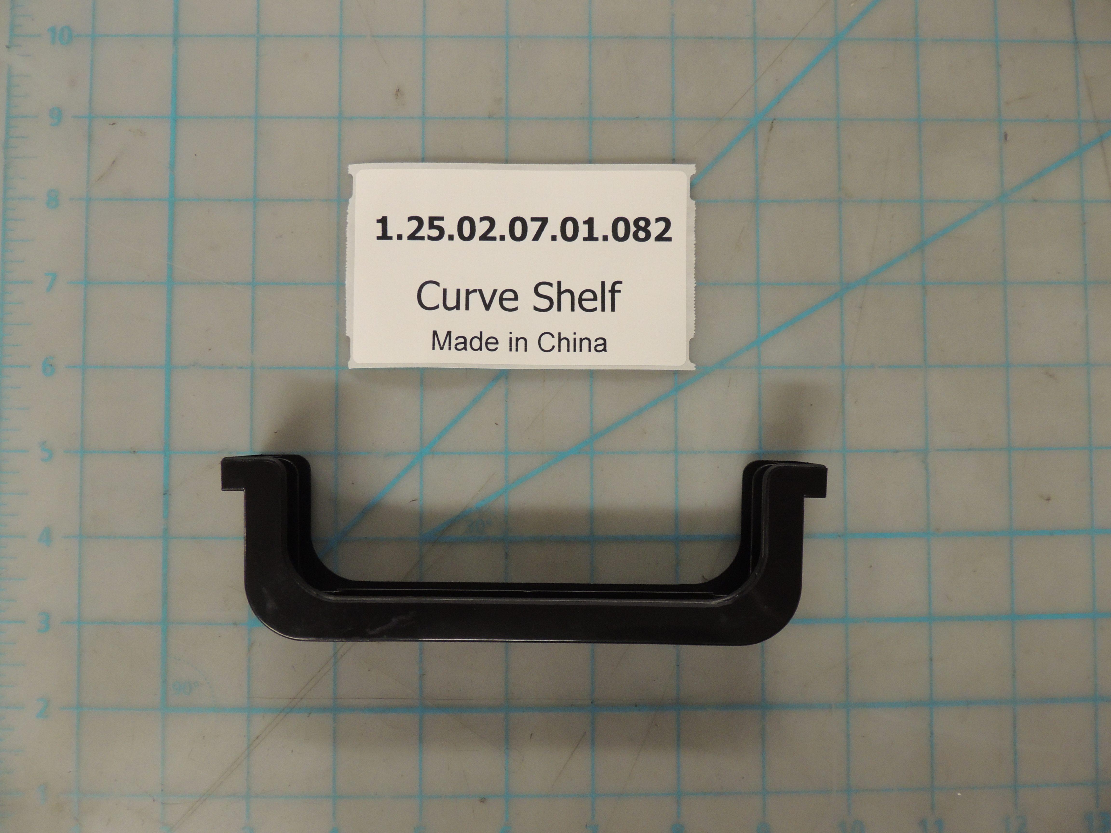 Curve Shelf