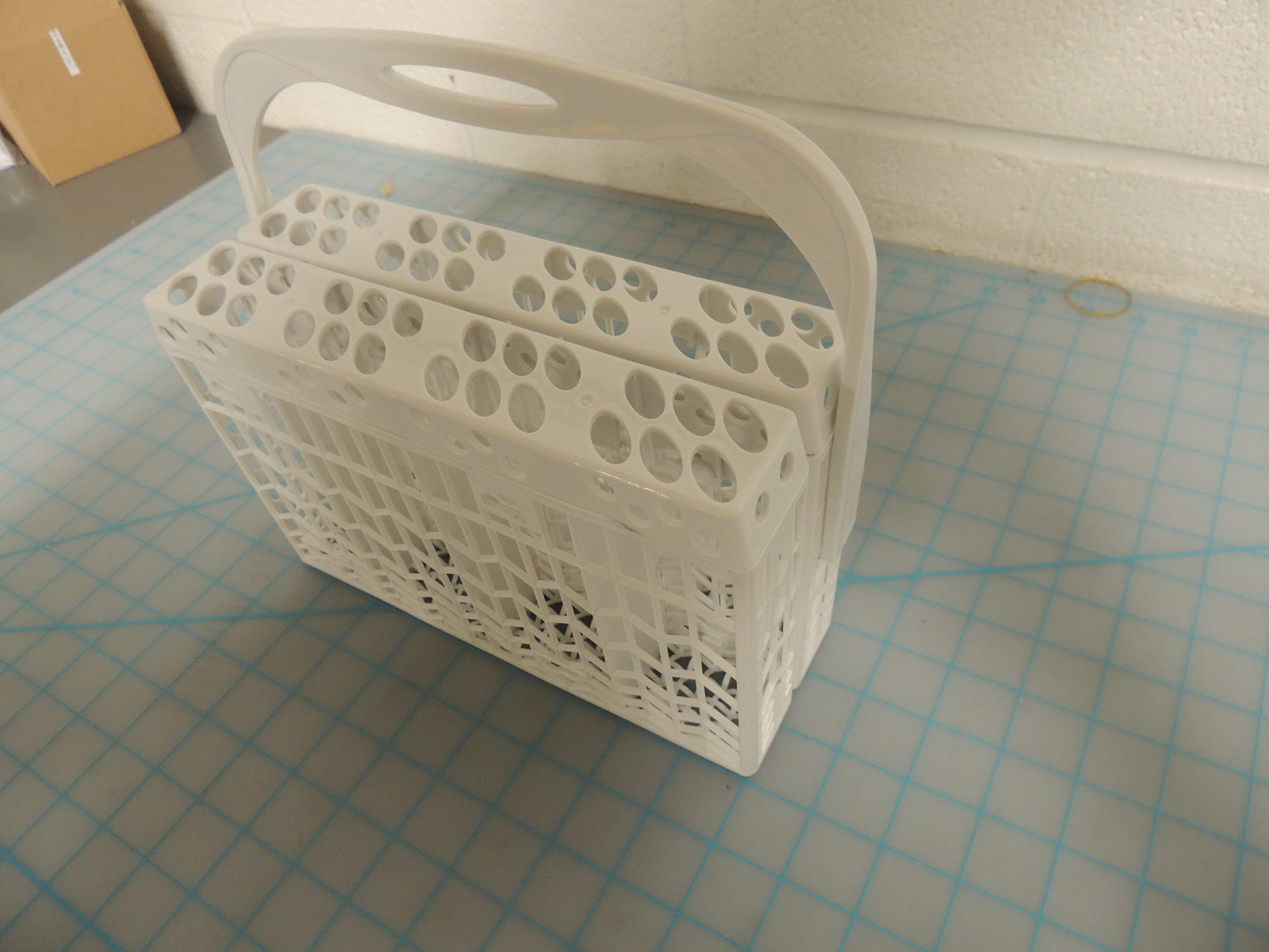DDW1899 CUTLERY BASKET (White)