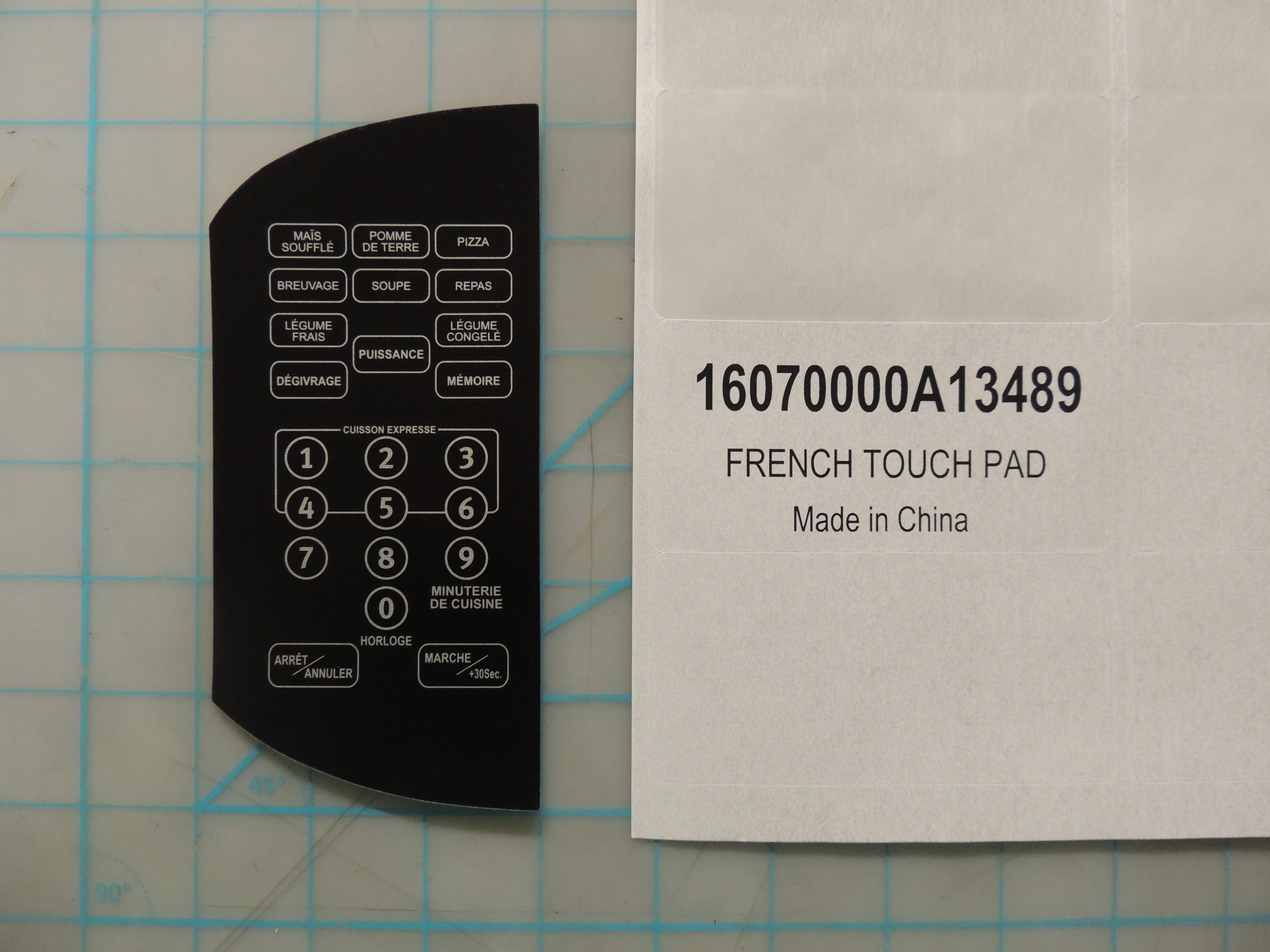 FRENCH TOUCH PAD