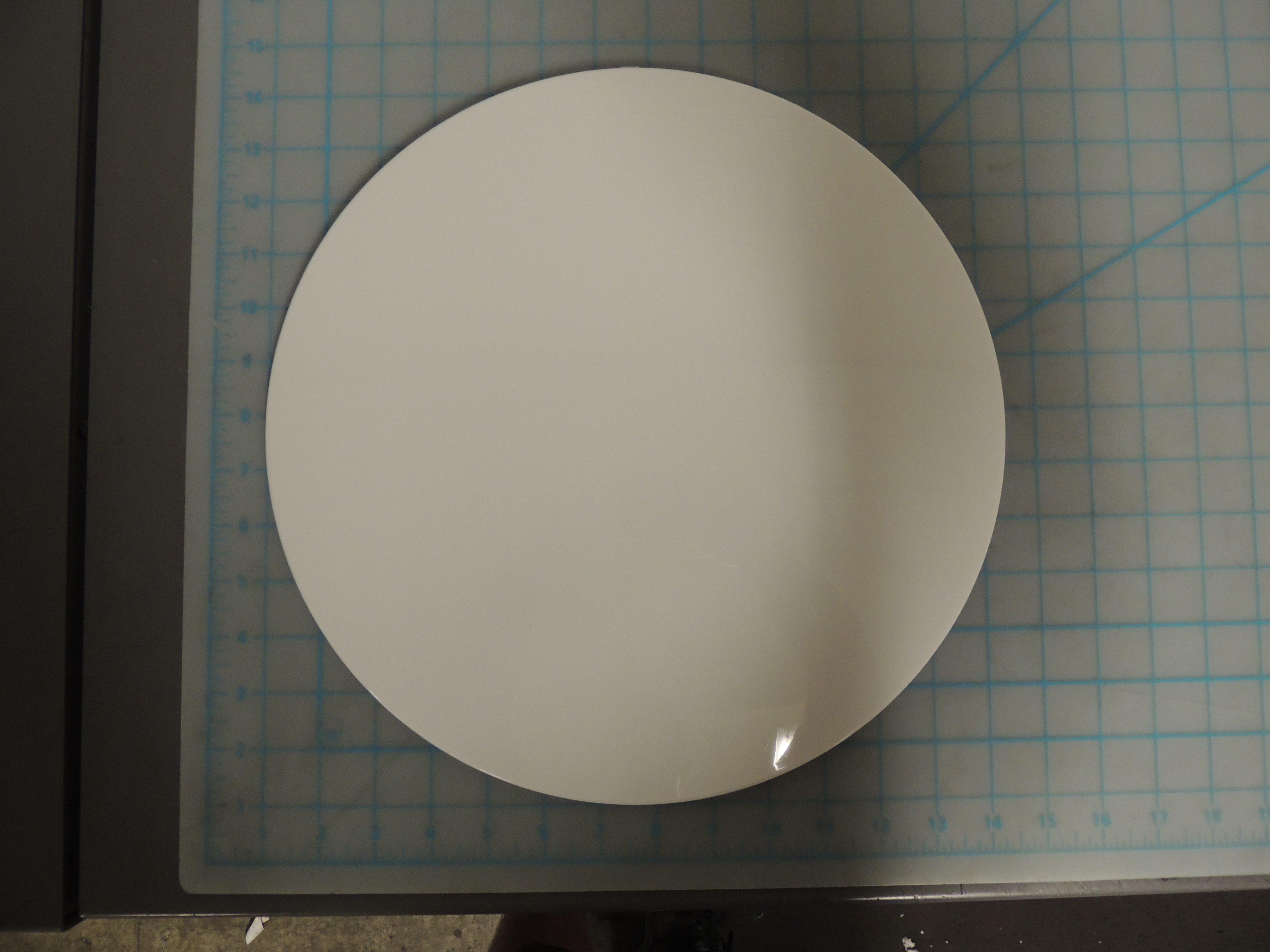 DCD5505W DOOR PROTEC PLASTIC