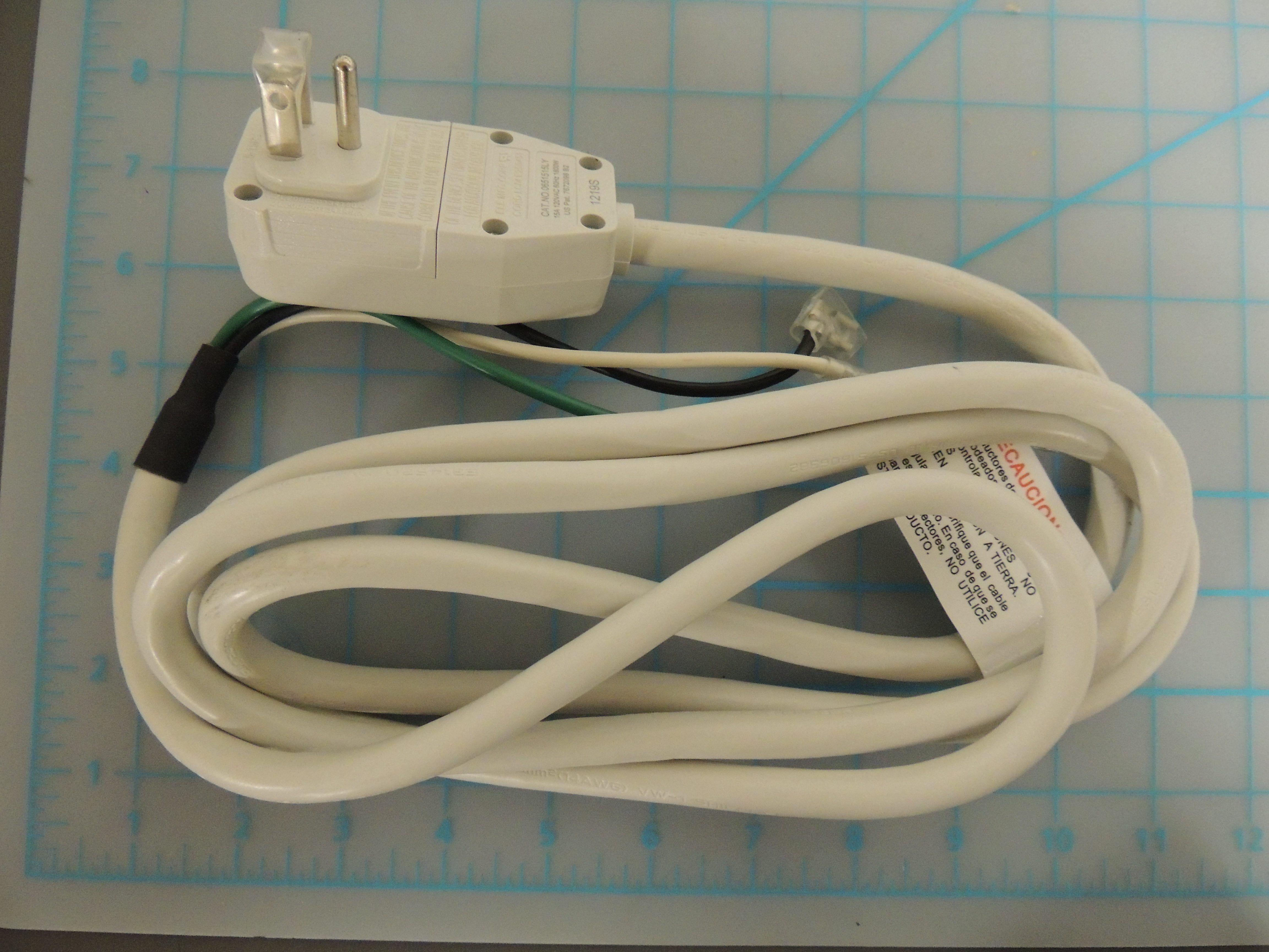 Non 5VA Power cord