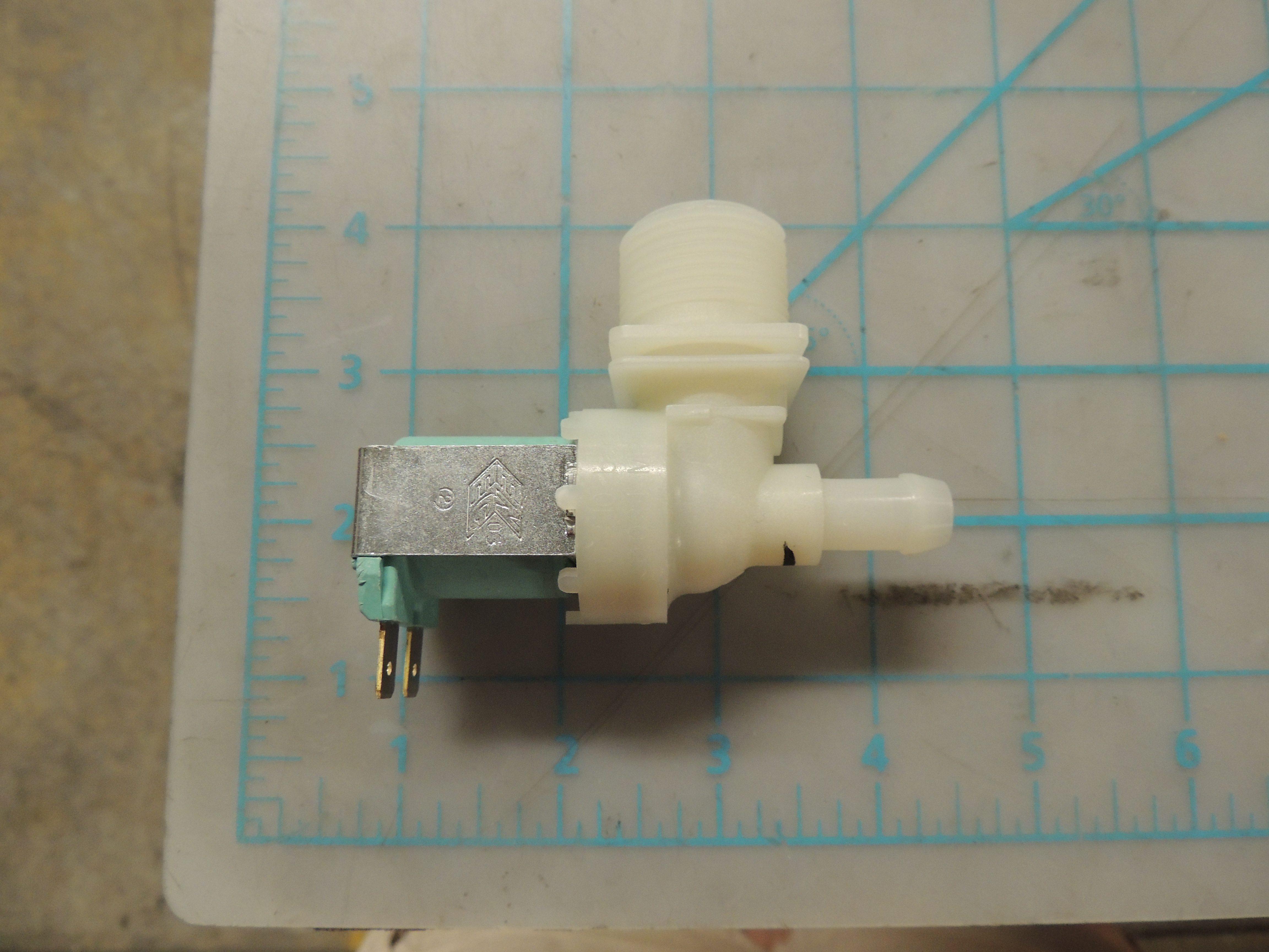 inlet valve