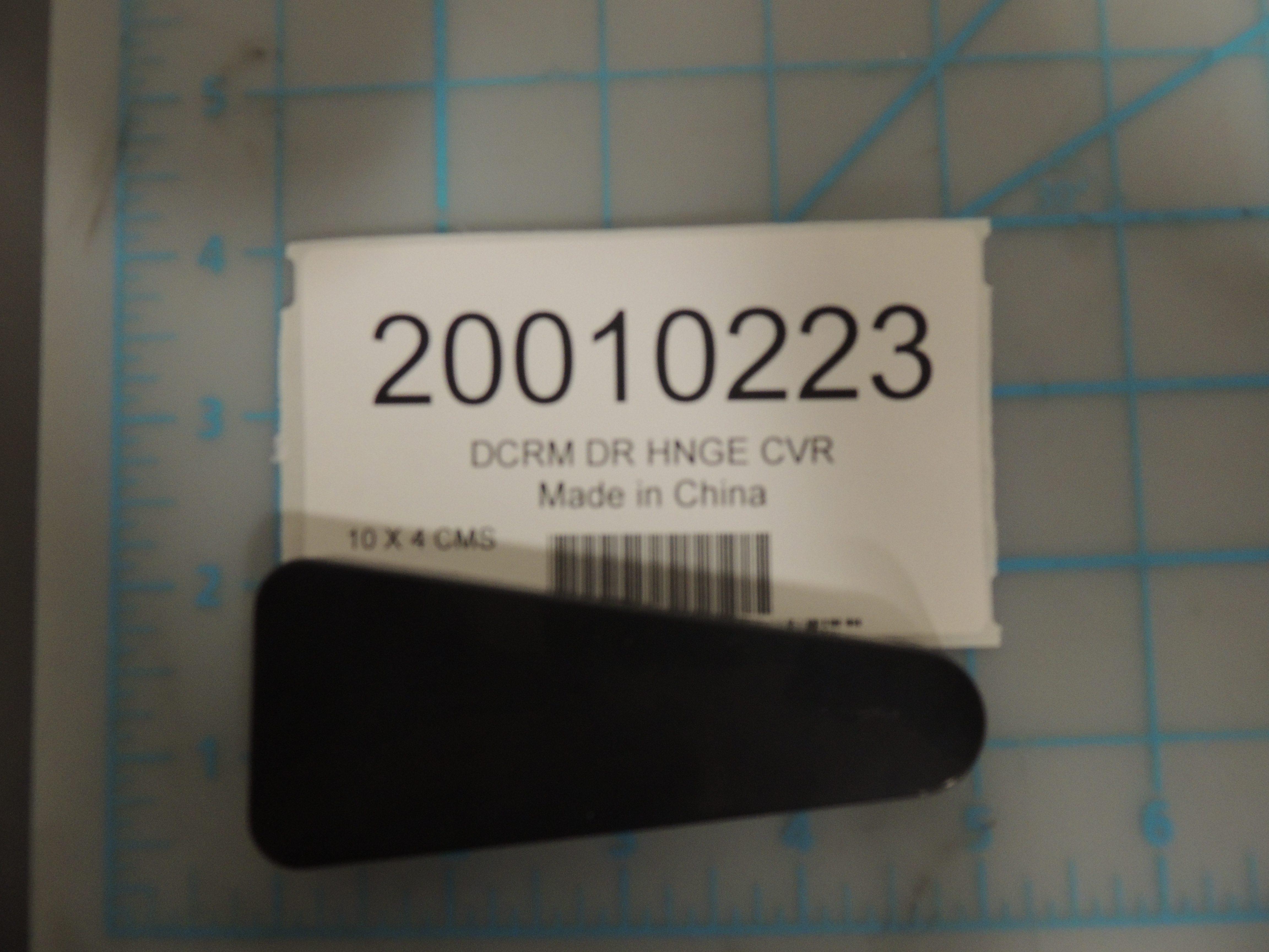 DCRM DR HNGE CVR