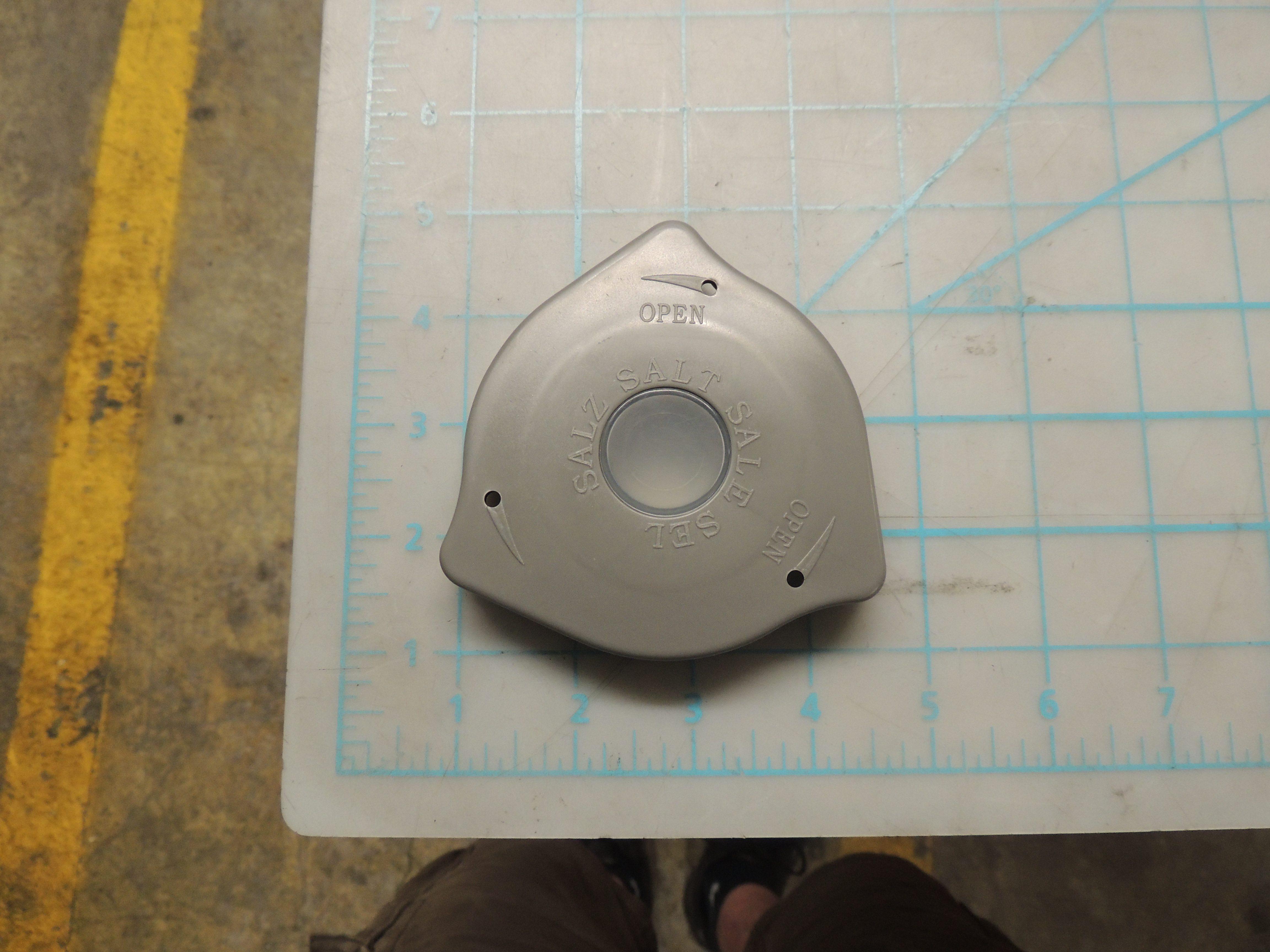 DDW2405 SOFTENER CAP