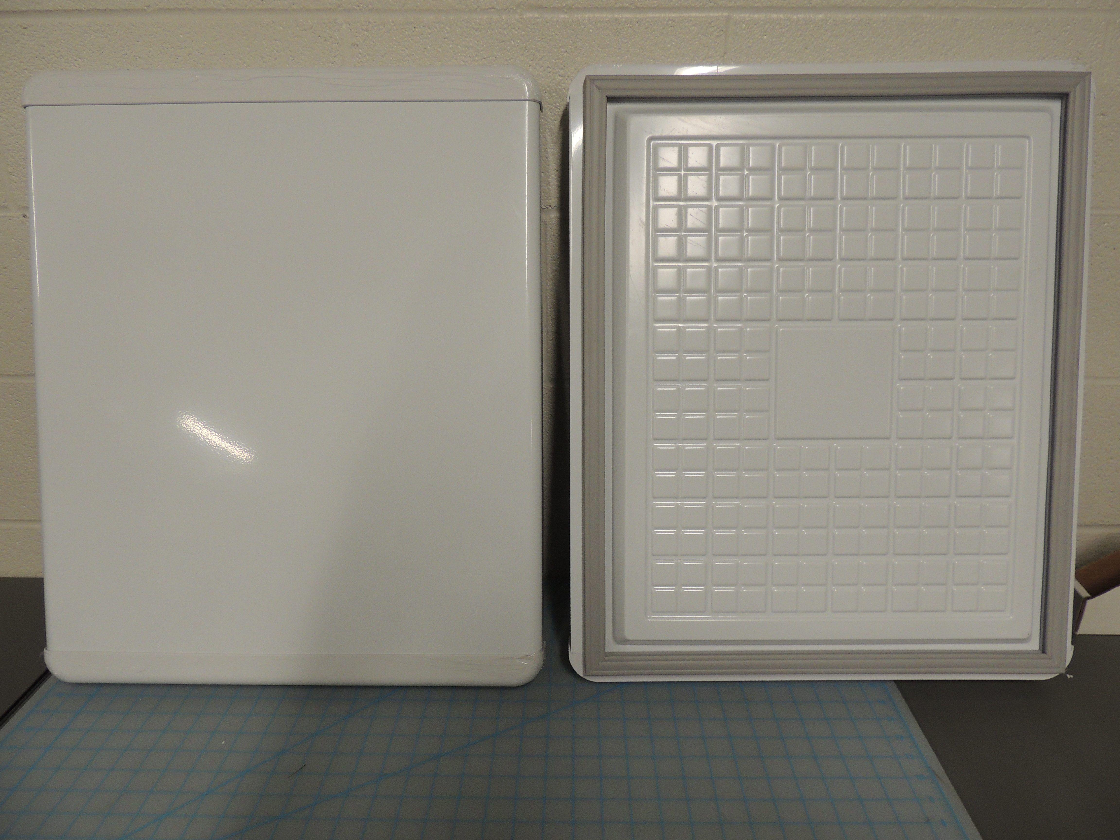 Door Assy(white)