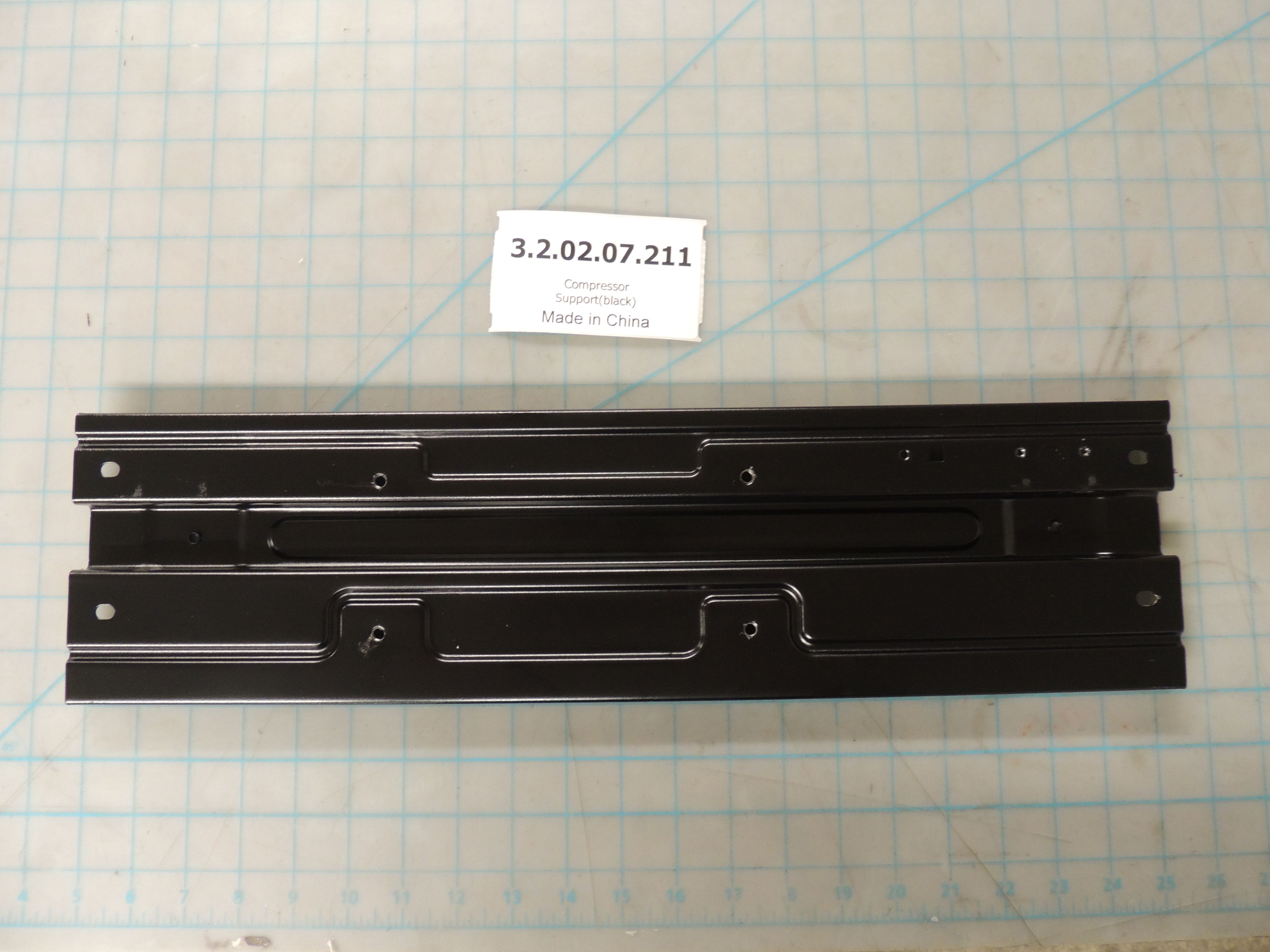 Compressor Support(black)