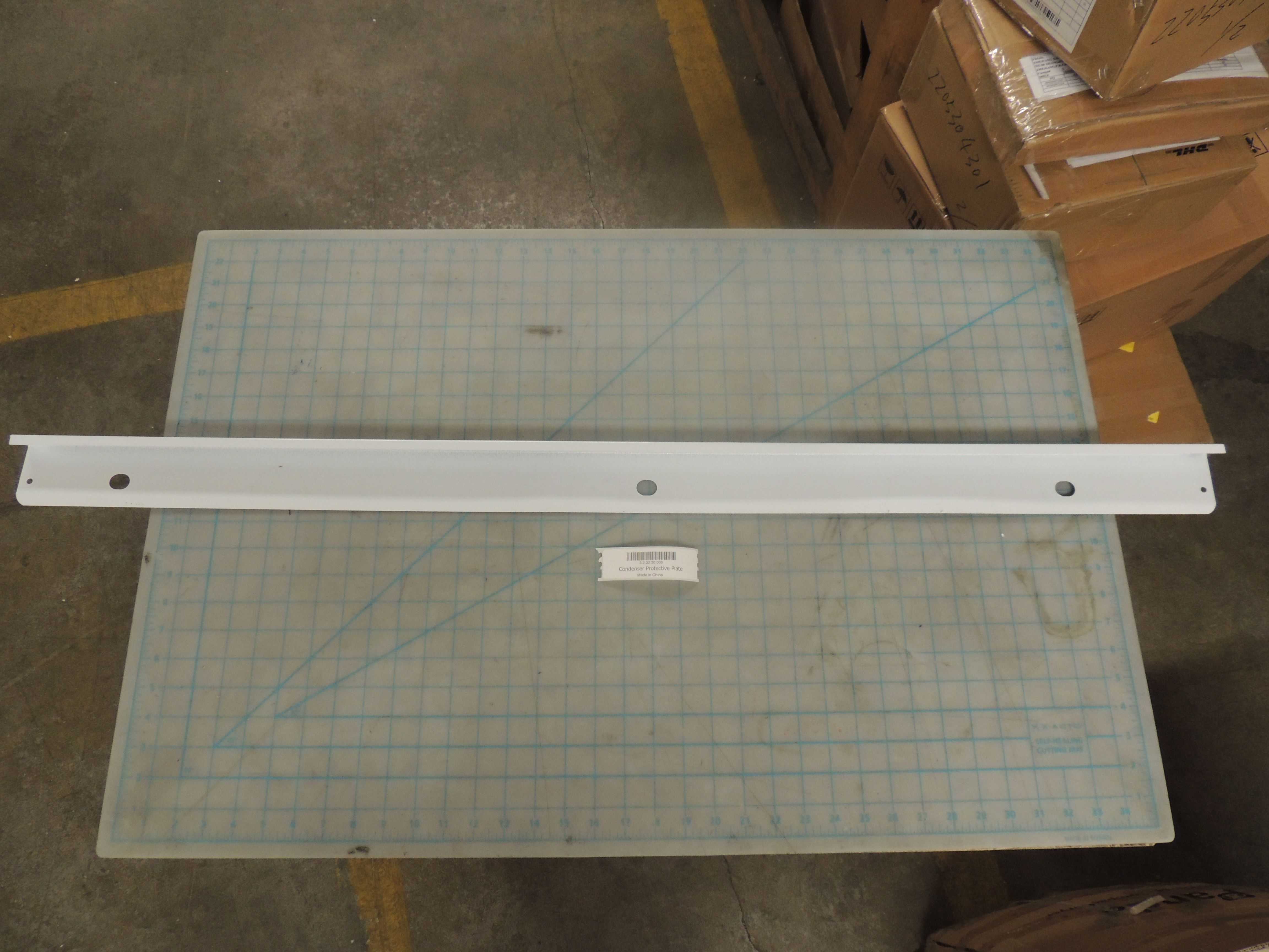 Condenser Protective Plate