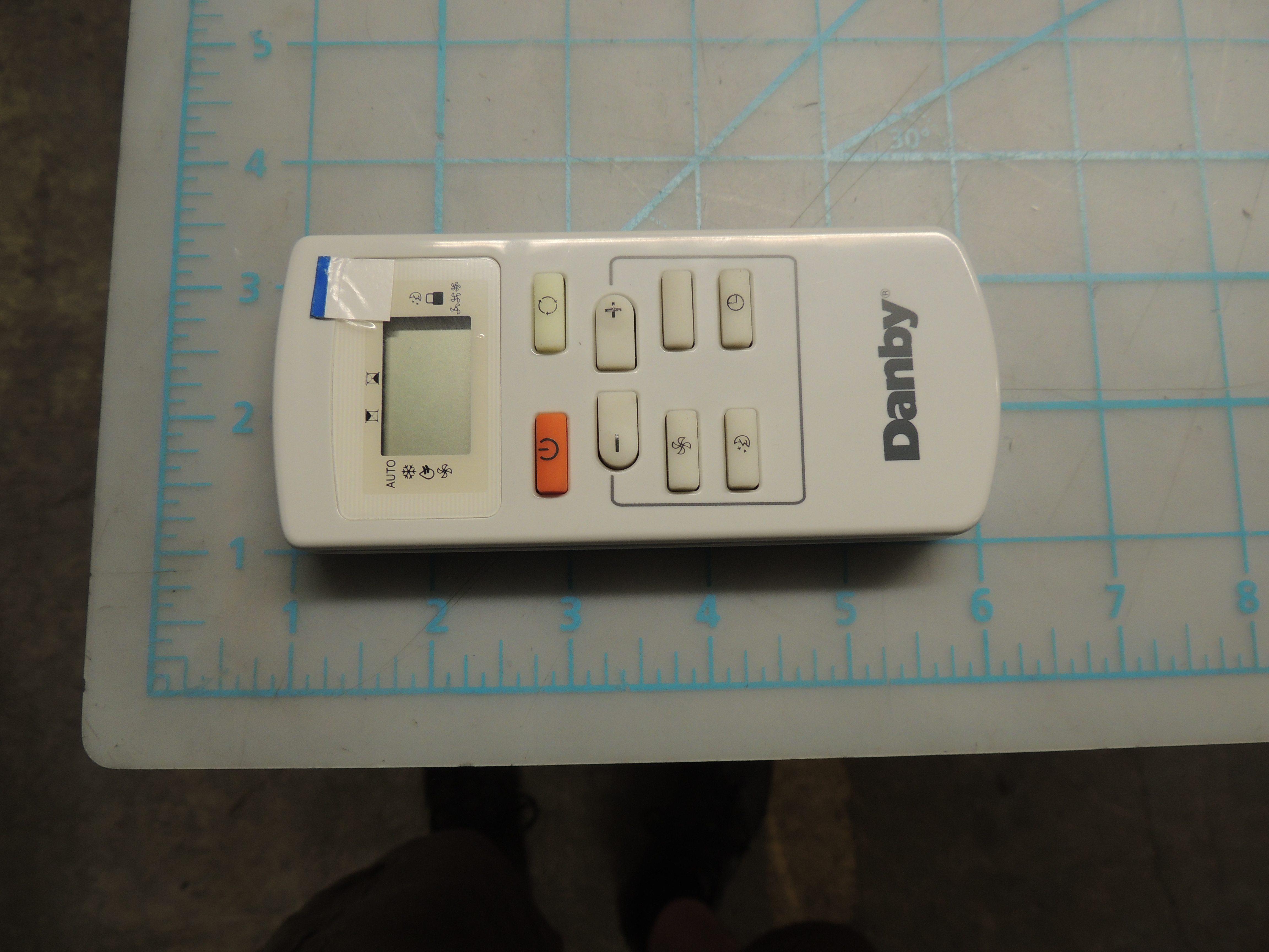DPAC REMOTE CONTROLLER
