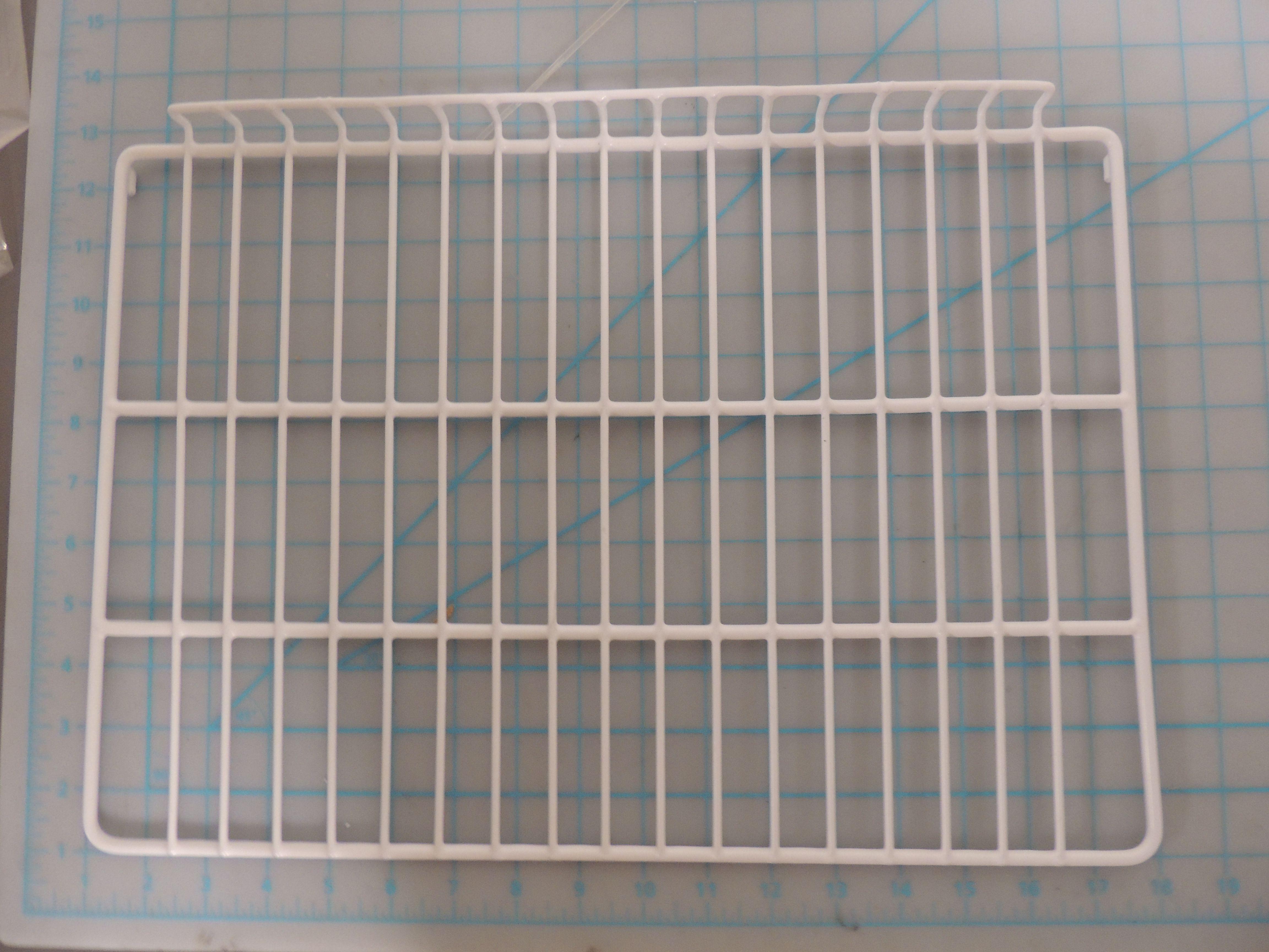 R wire shelf