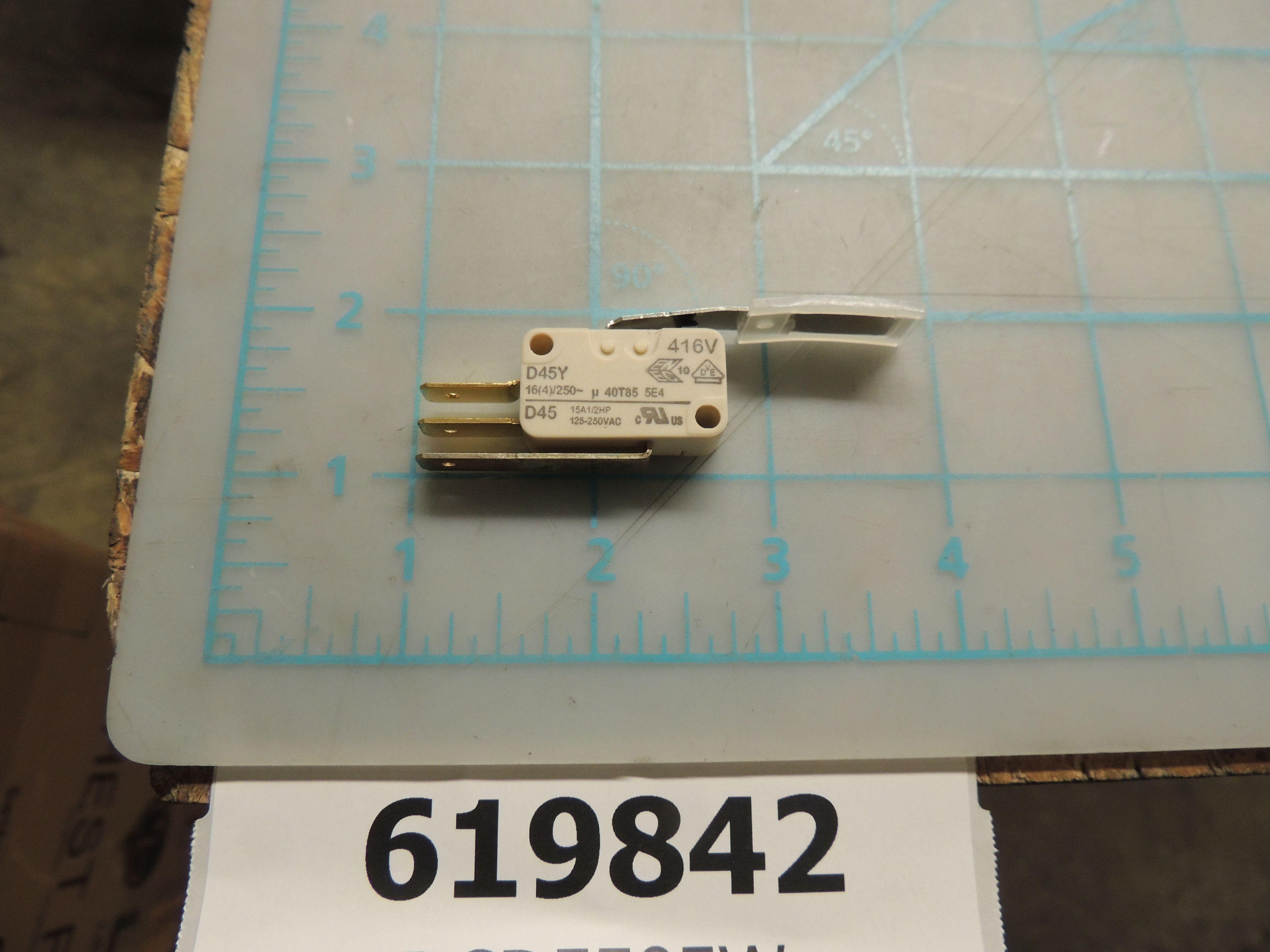 DCD5505W START SWITCH