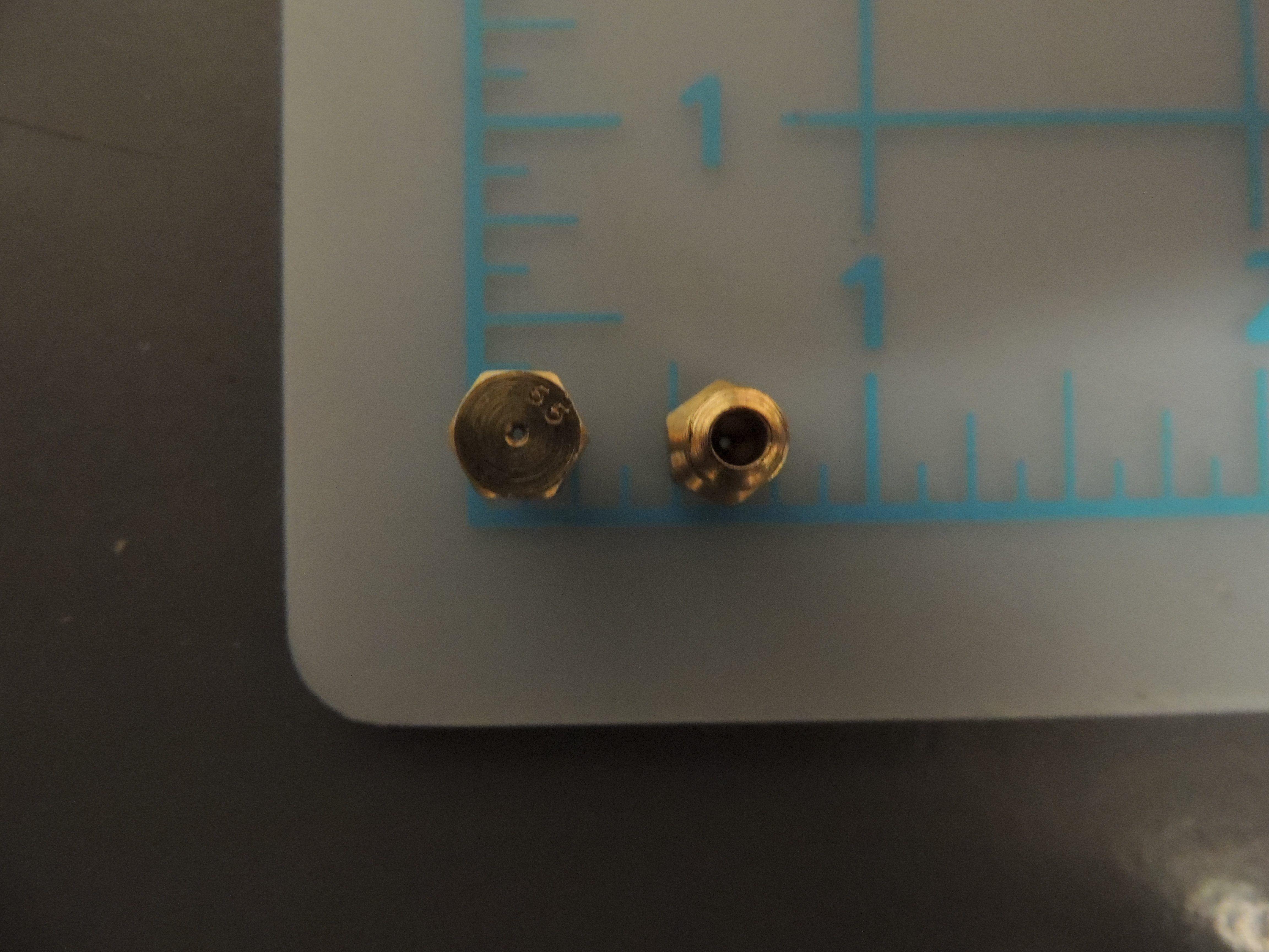 DGR SEMI-RAPID ORIFICE 0.65mm