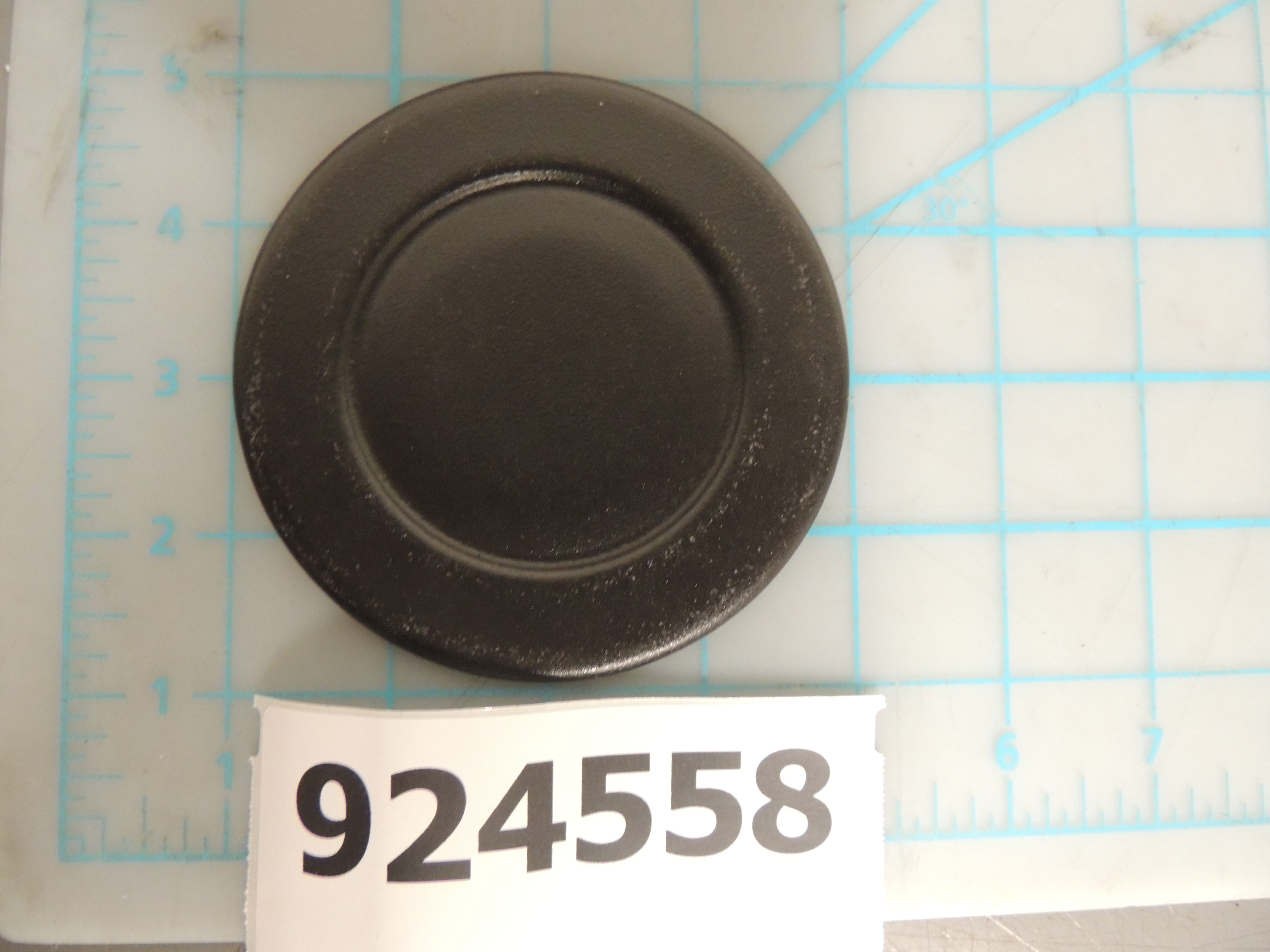 DGR DULL BURNER CAP 2mm (R)