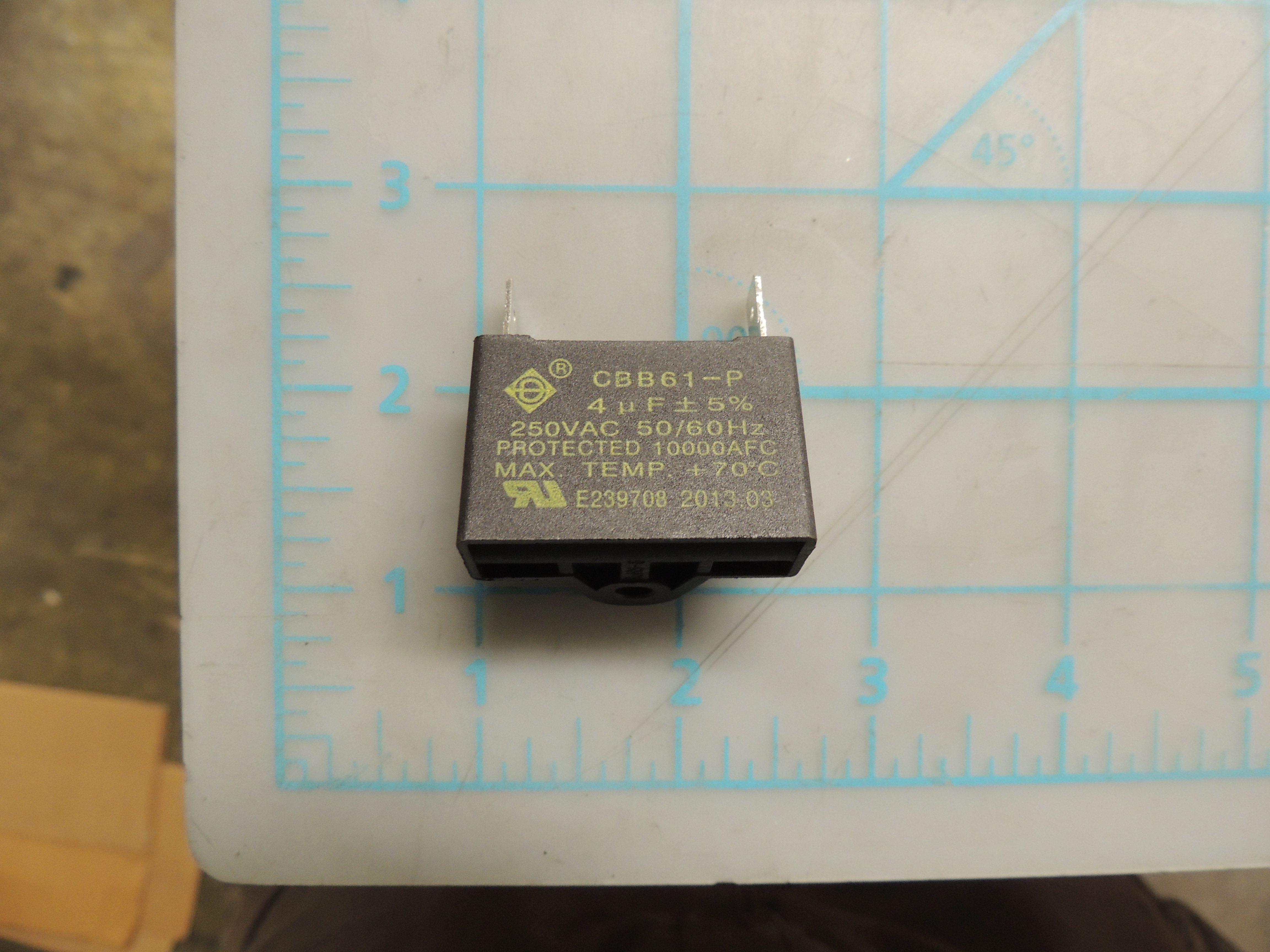 DPAC CAPACITOR(4UF/250V)