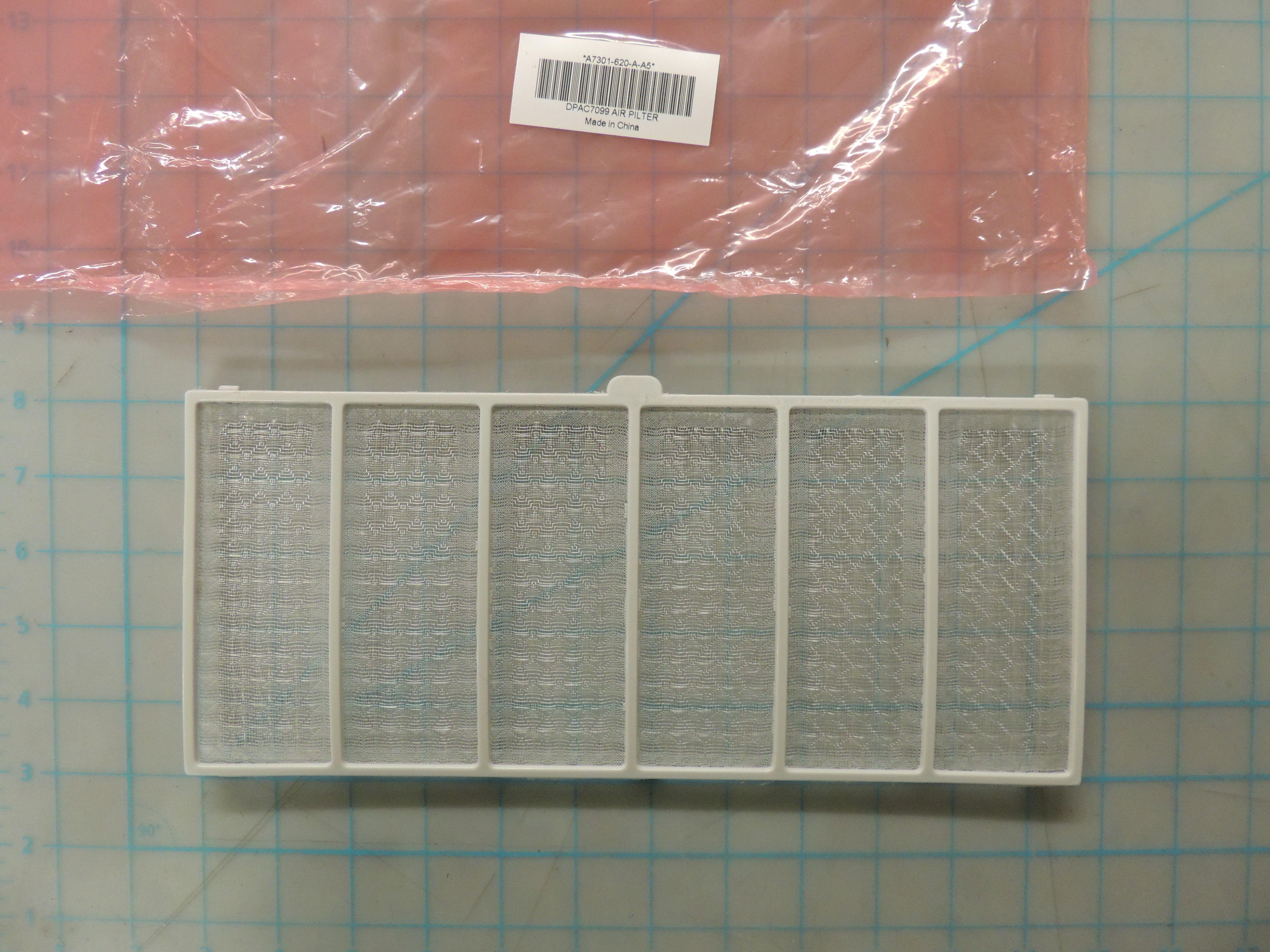 DPAC7099 AIR FILTER