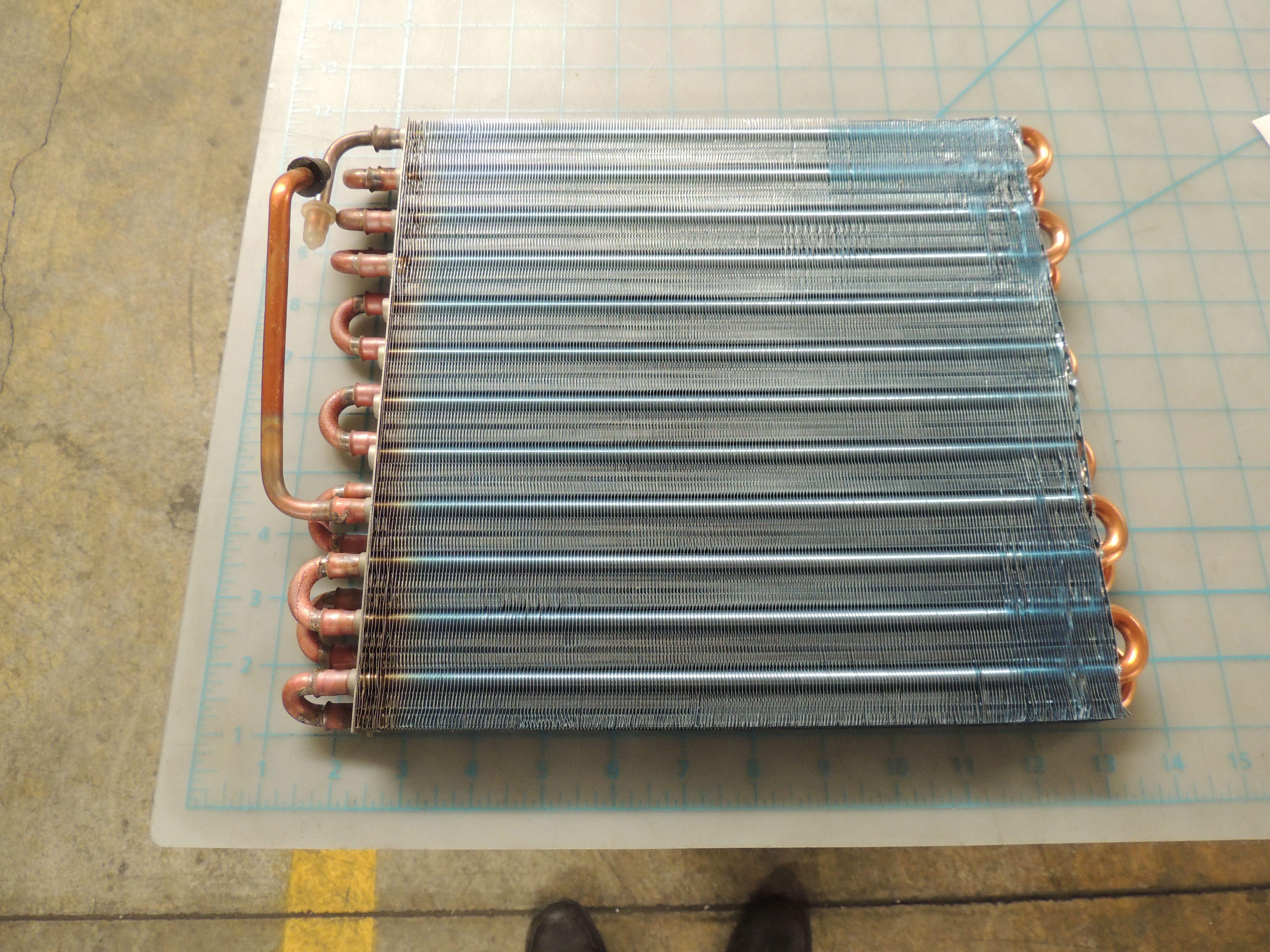 DDR7009 EVAPORATOR ASS'Y