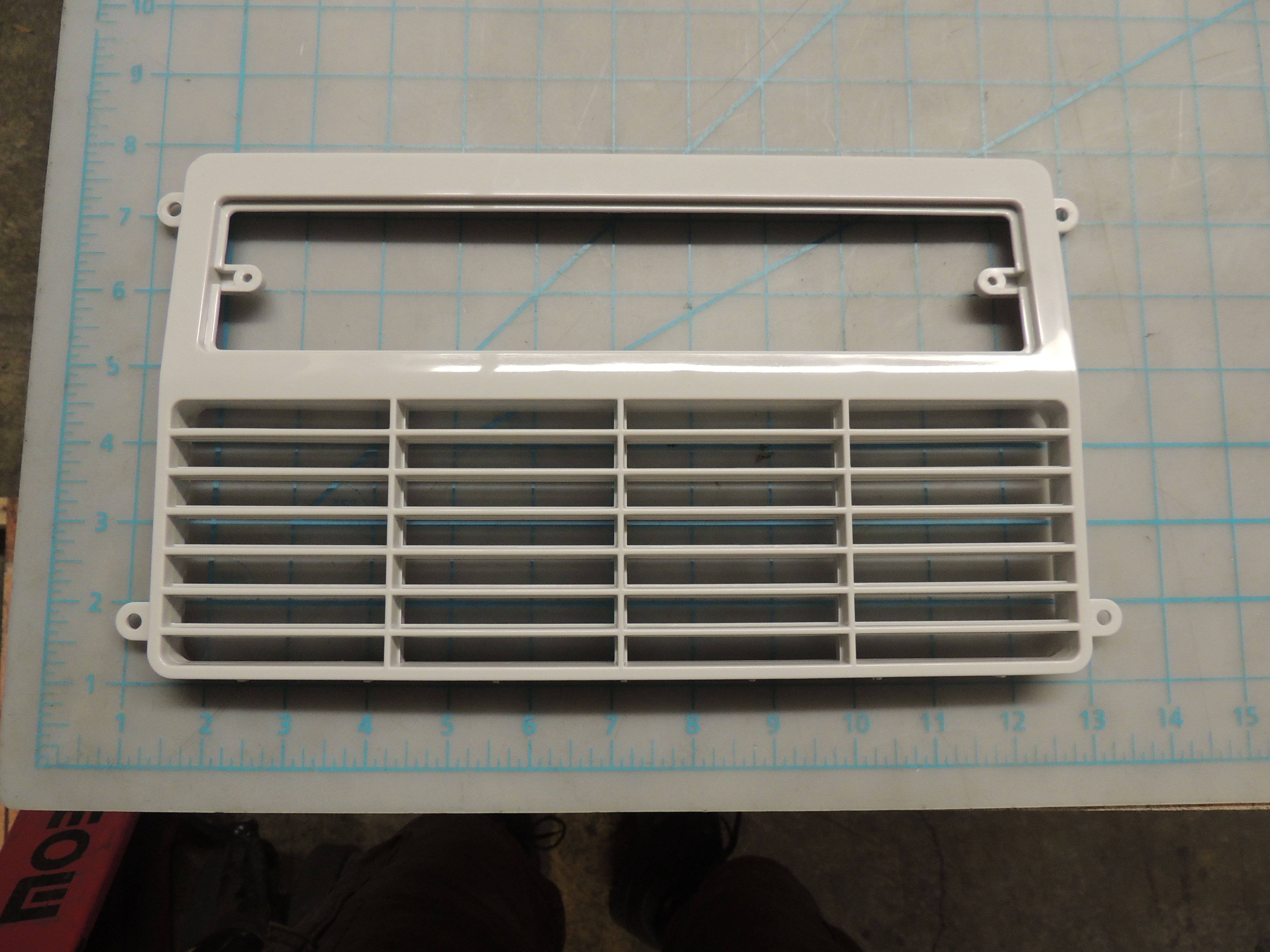 DDR DISCHARGE GRILLE