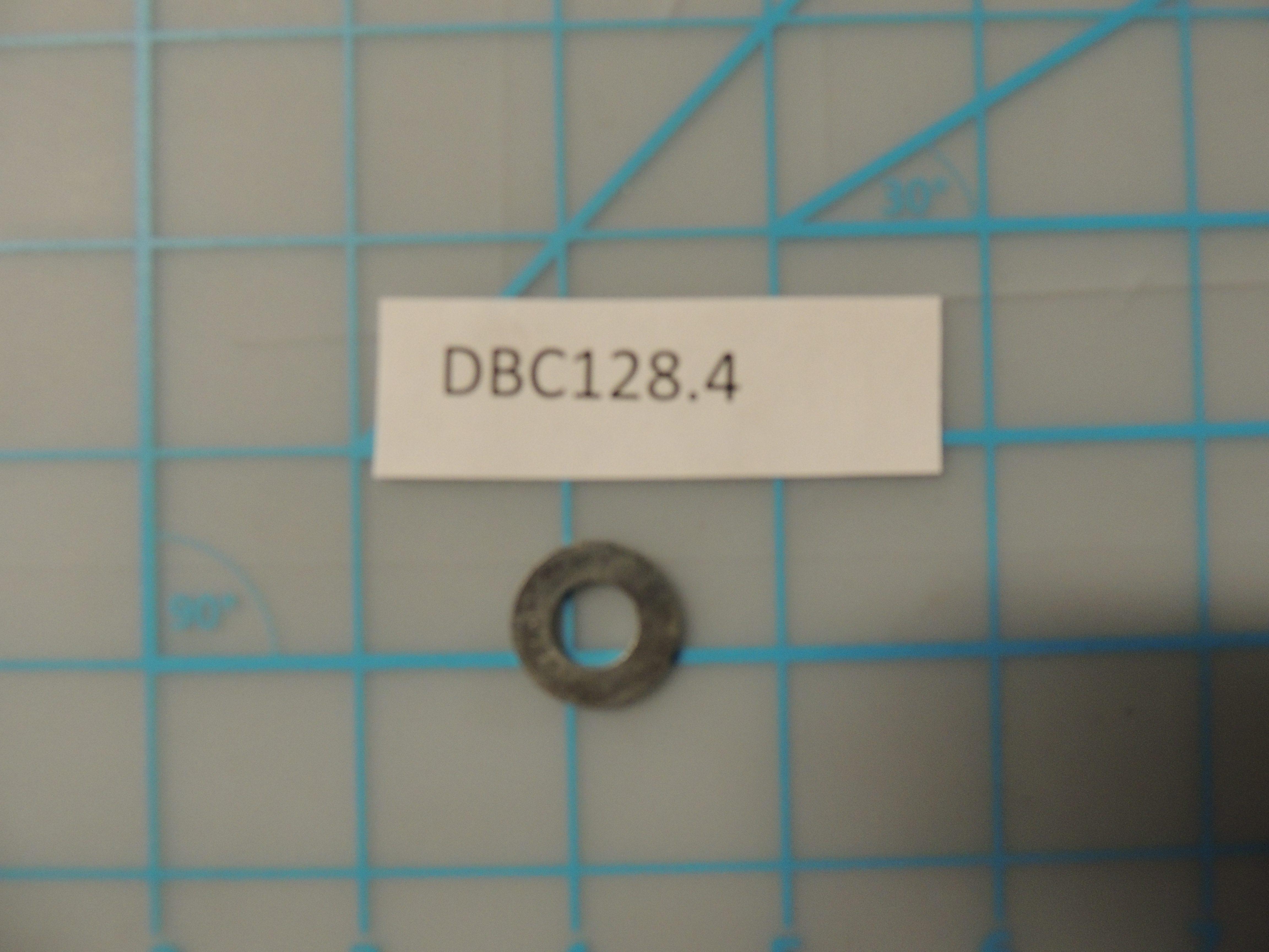 DBC128 BUSHING-BOTTOM HINGE
