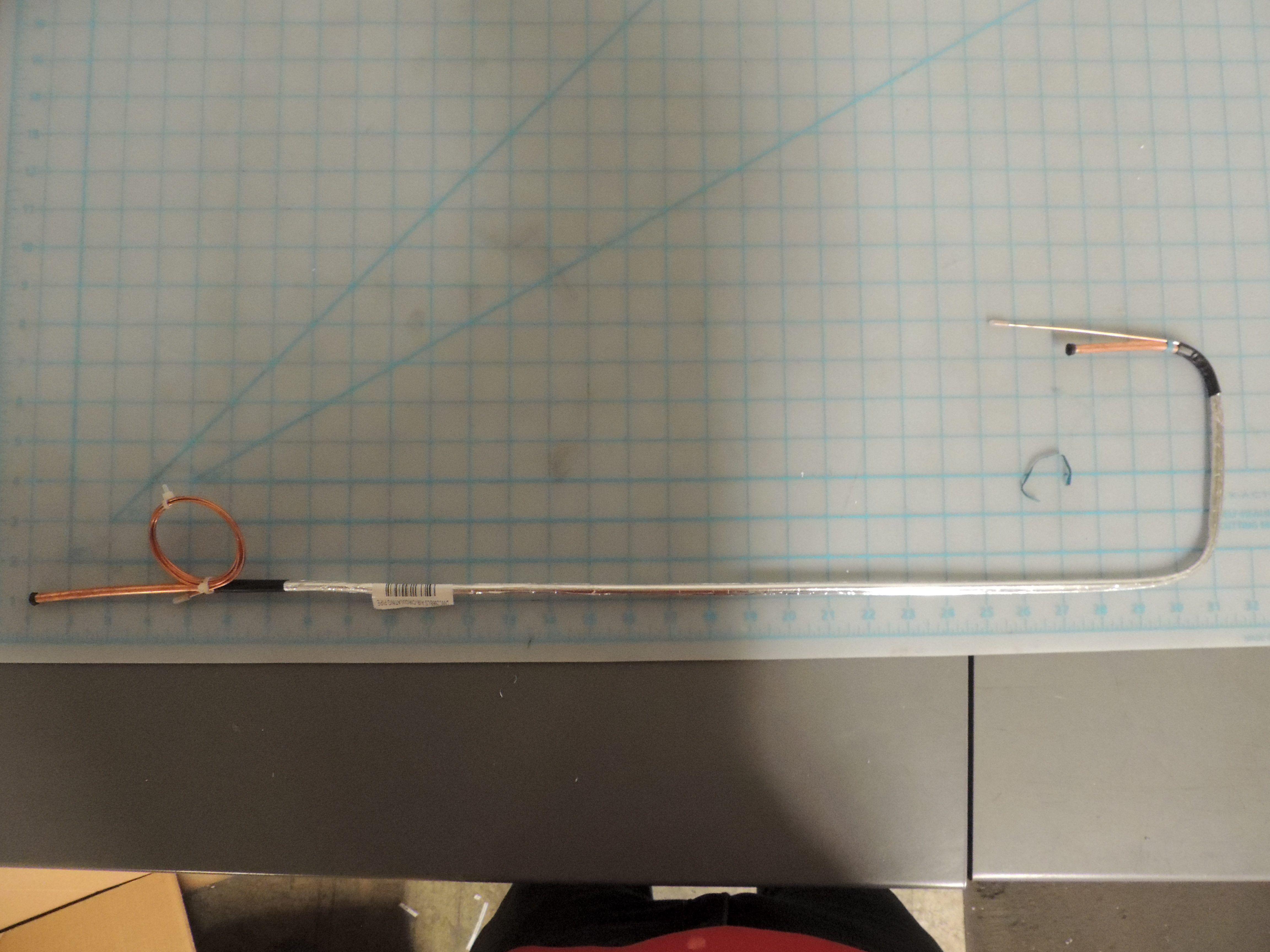 DWC286BLS AIR-CIRCULATING PIPE