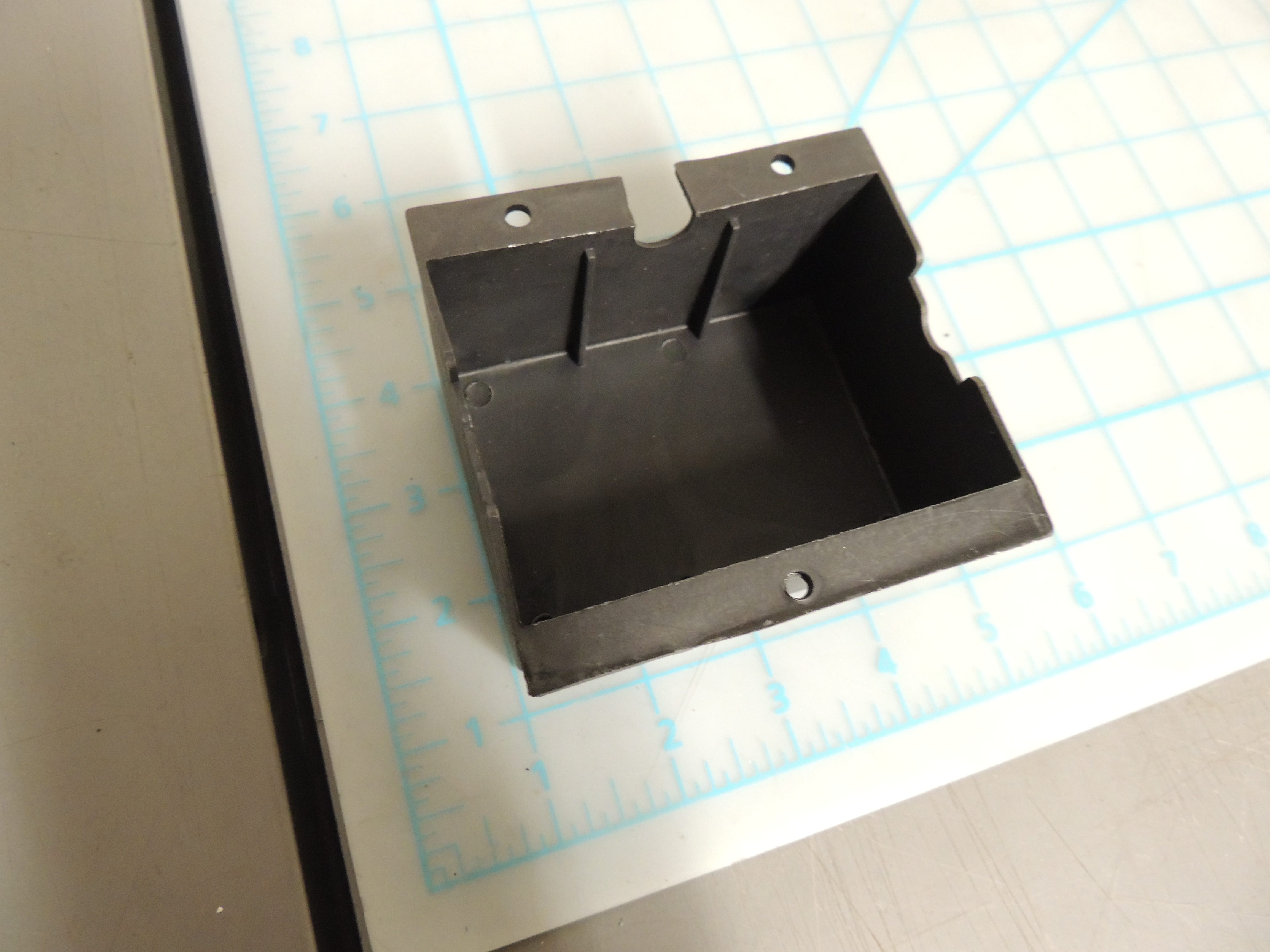 DWC276 ELECTRICAL BOX COVER