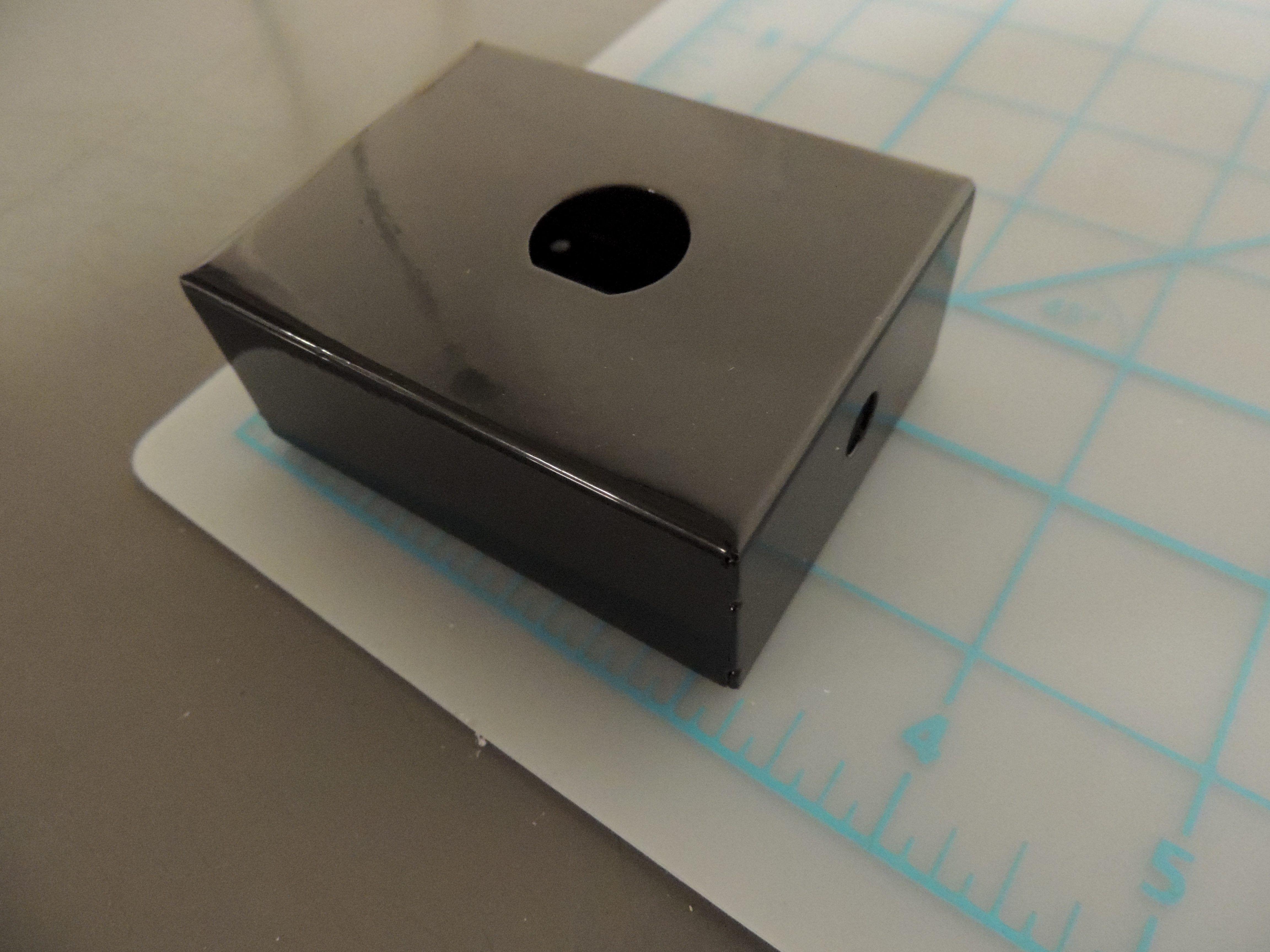 DWC LOCK BOX