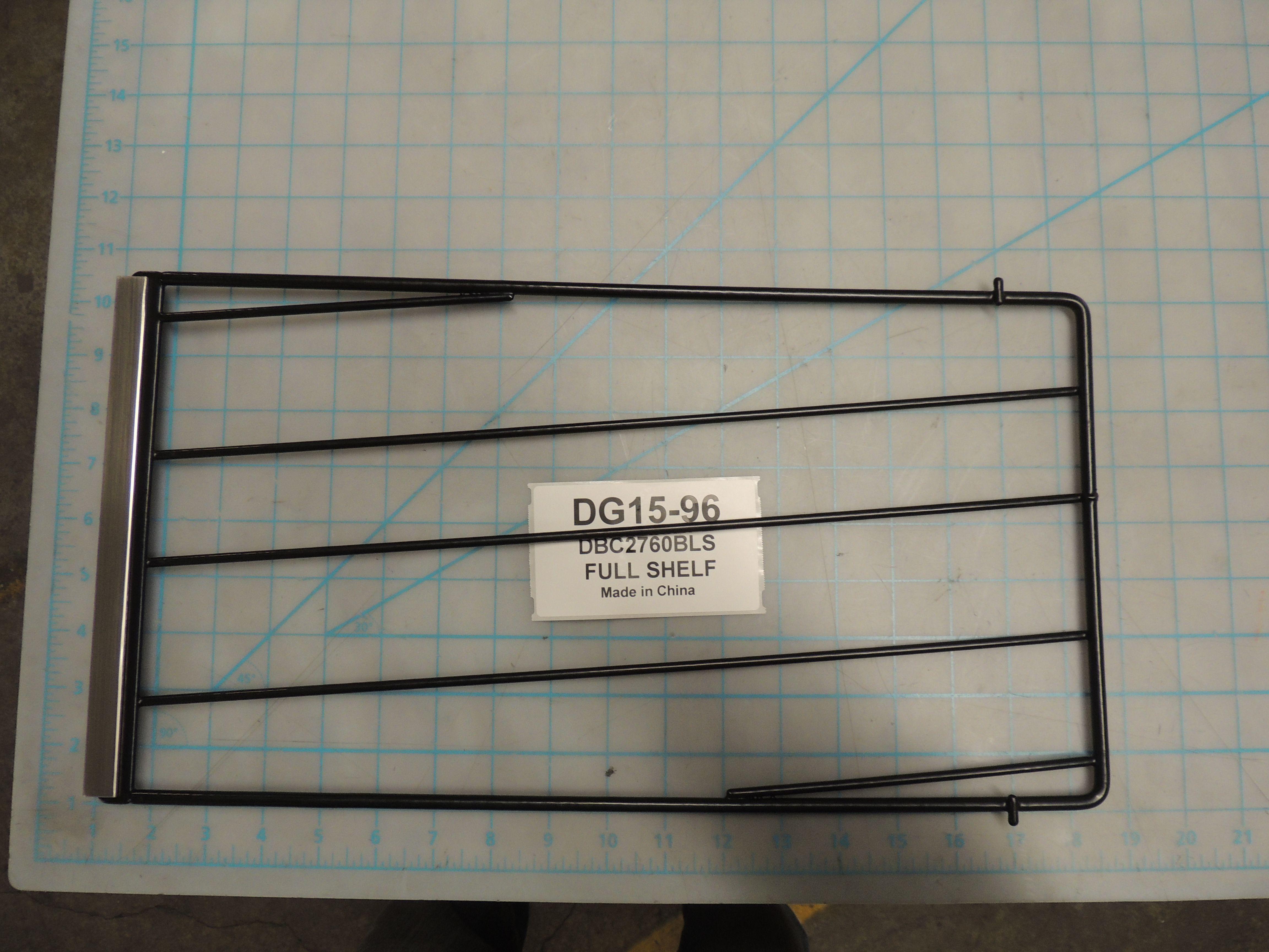 DBC2760BLS FULL SHELF