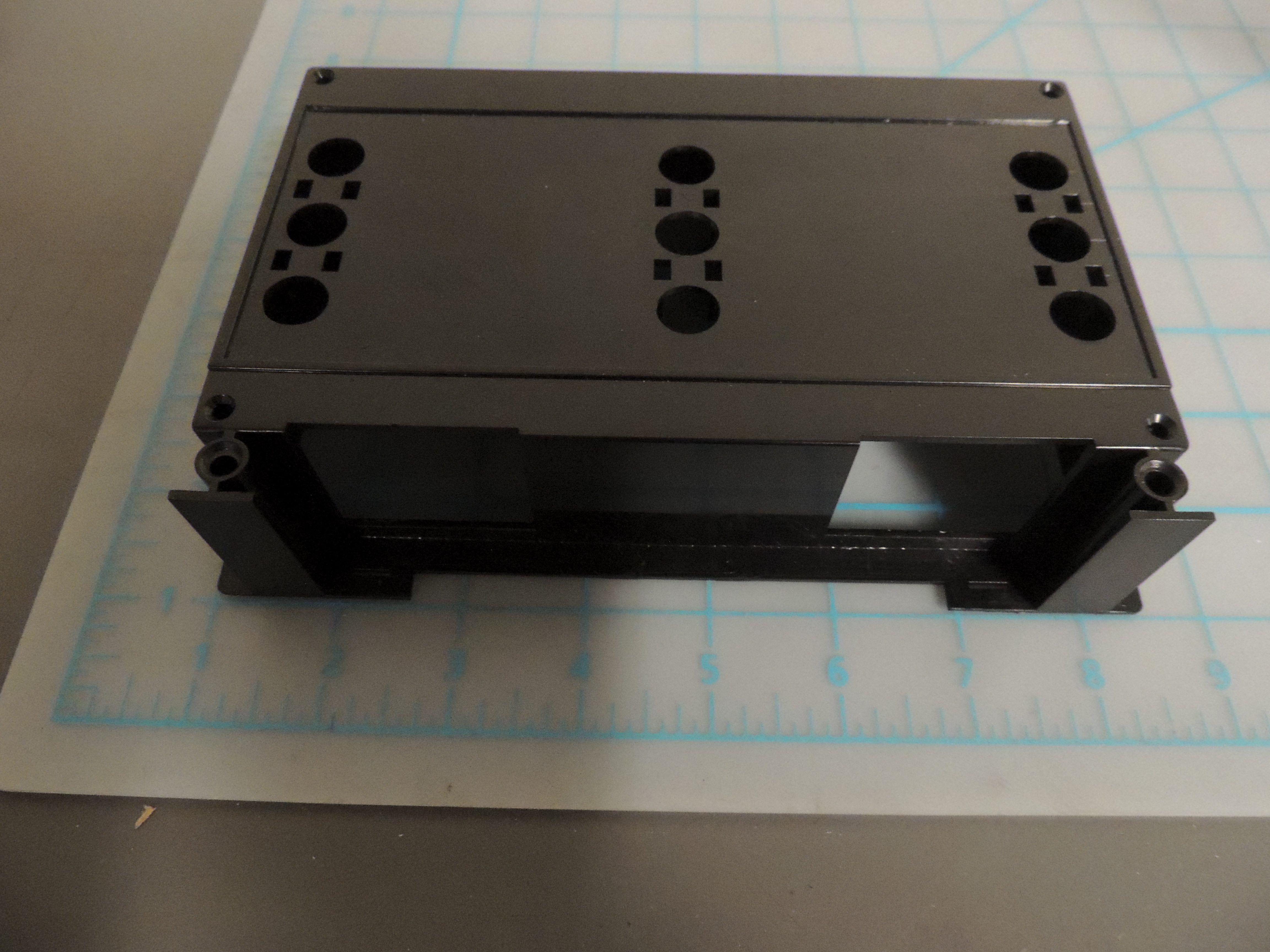 DBC162 ELECTCAL THERMOSTAT BOX