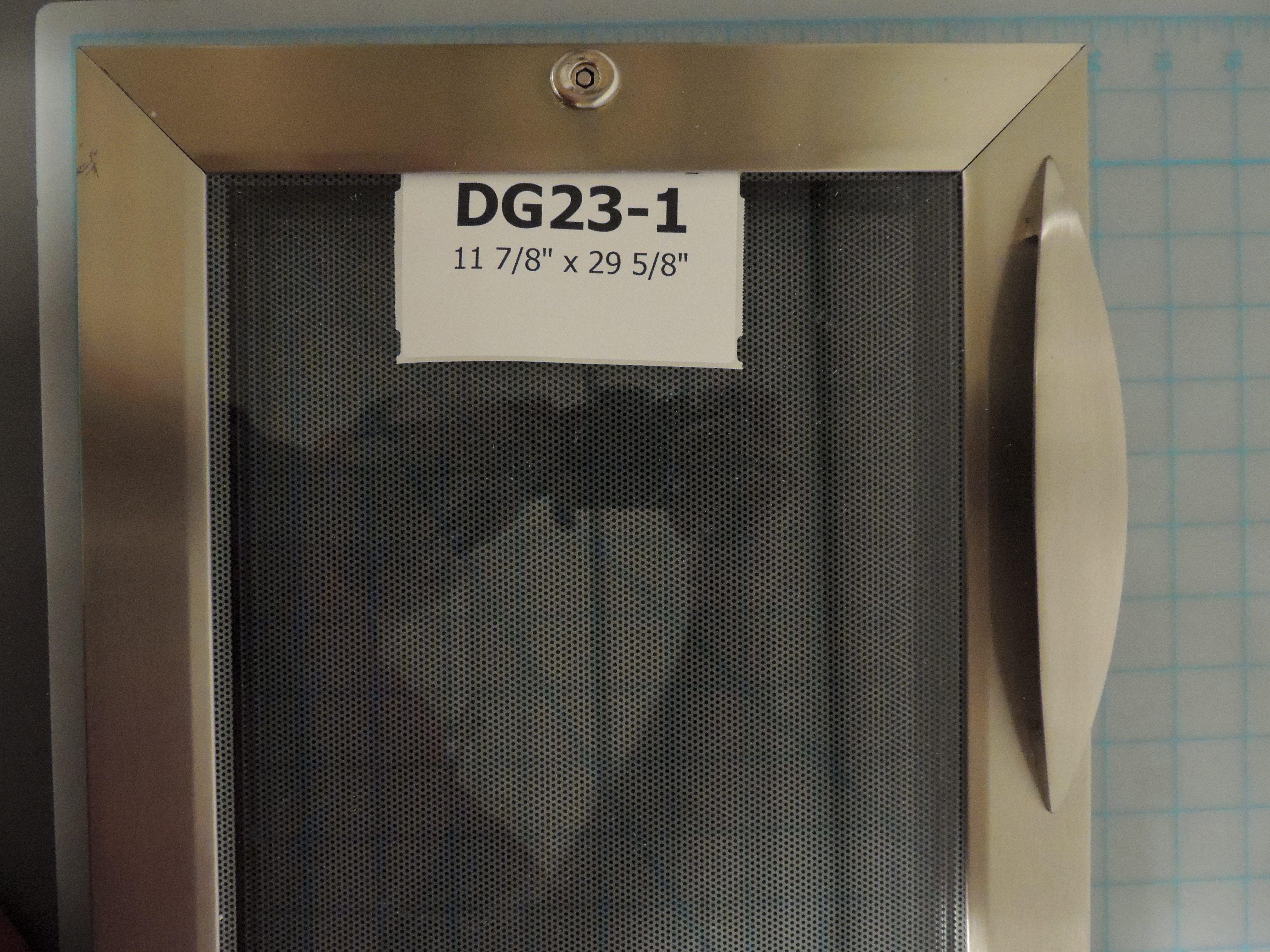 DWC2121 LEFT DOOR