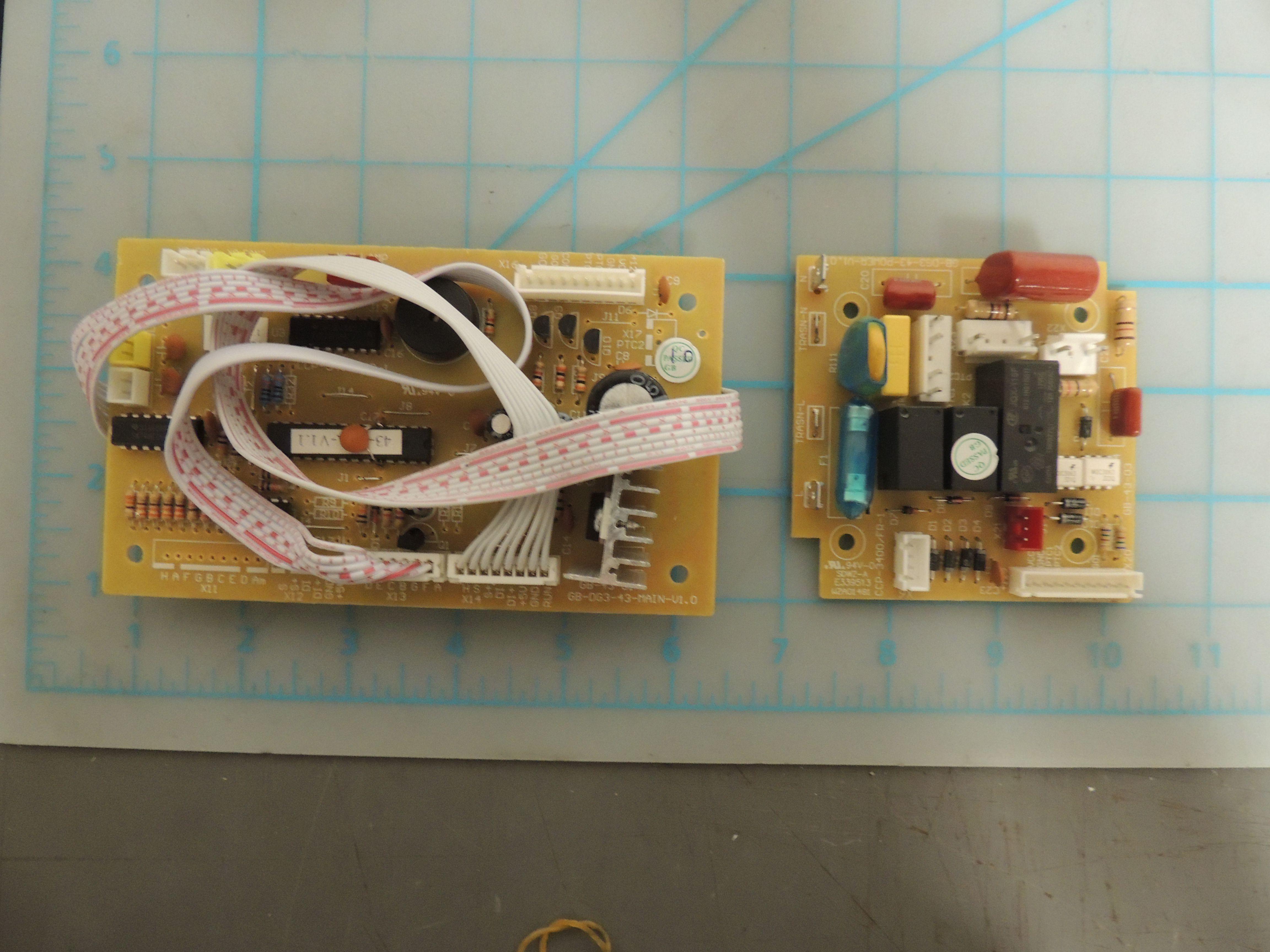DWBC14 PC/Display Board Kit