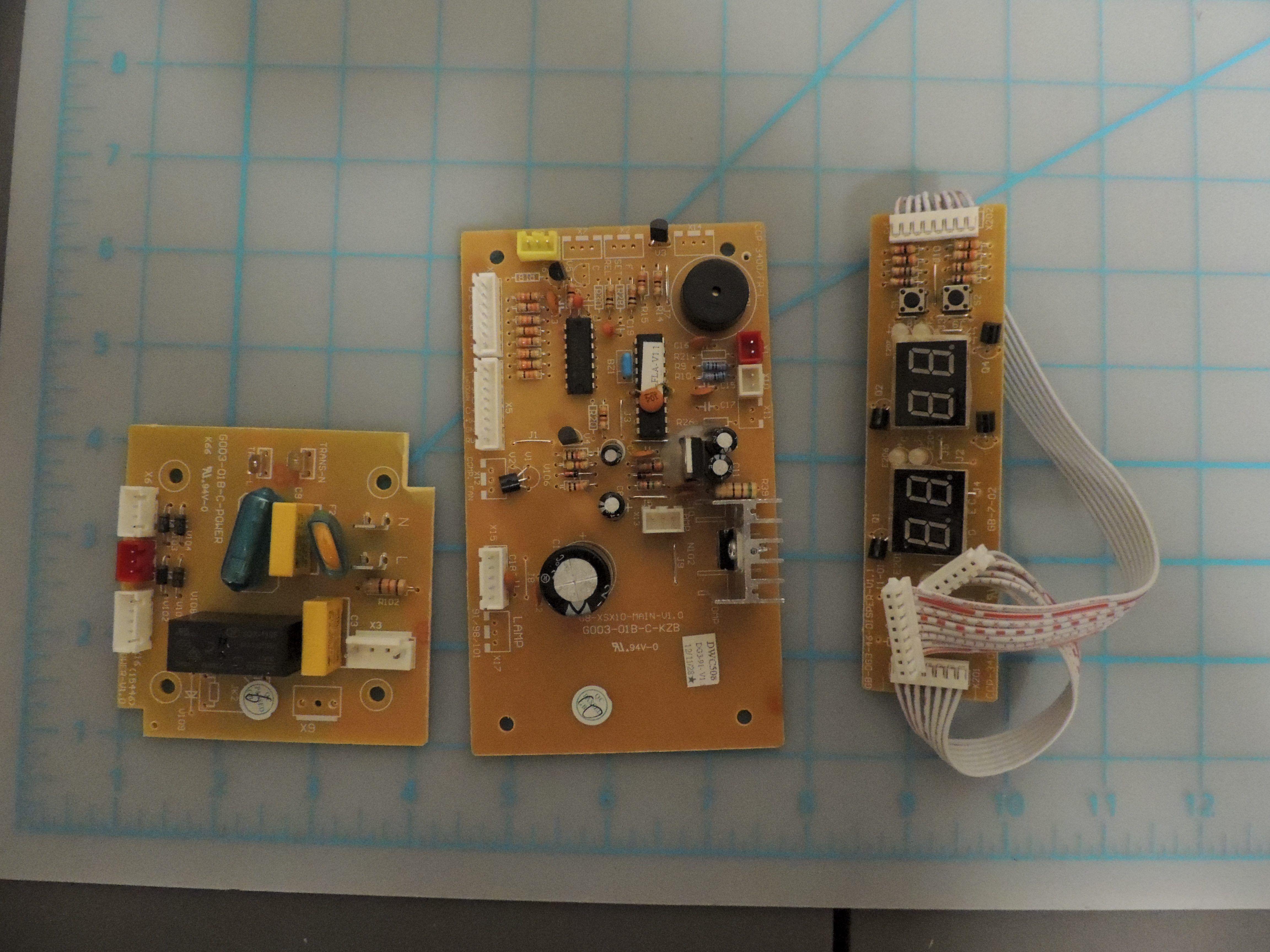 DBC514 -1 CONTROL BOARD