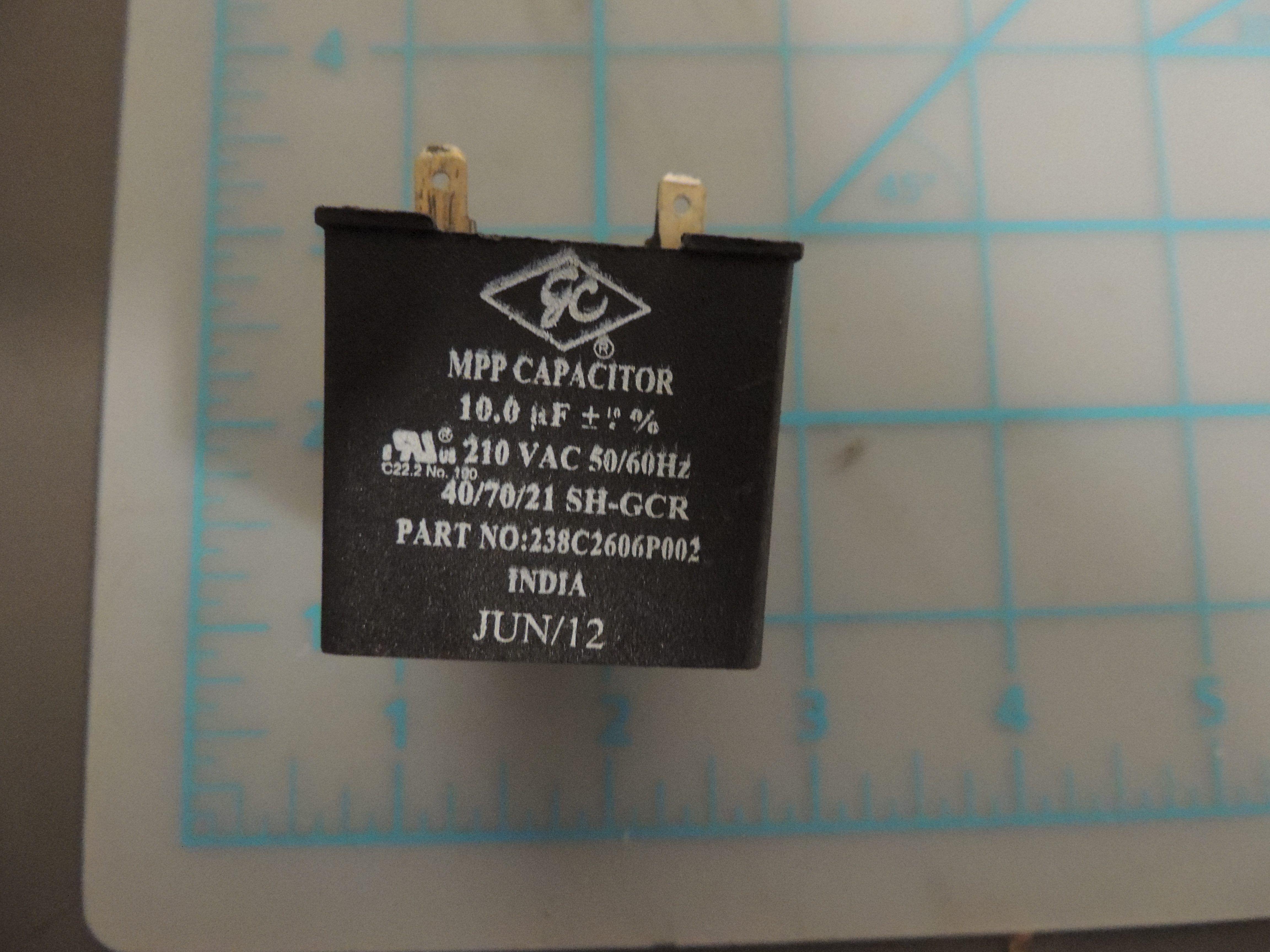 DFF8850 CAPACITOR