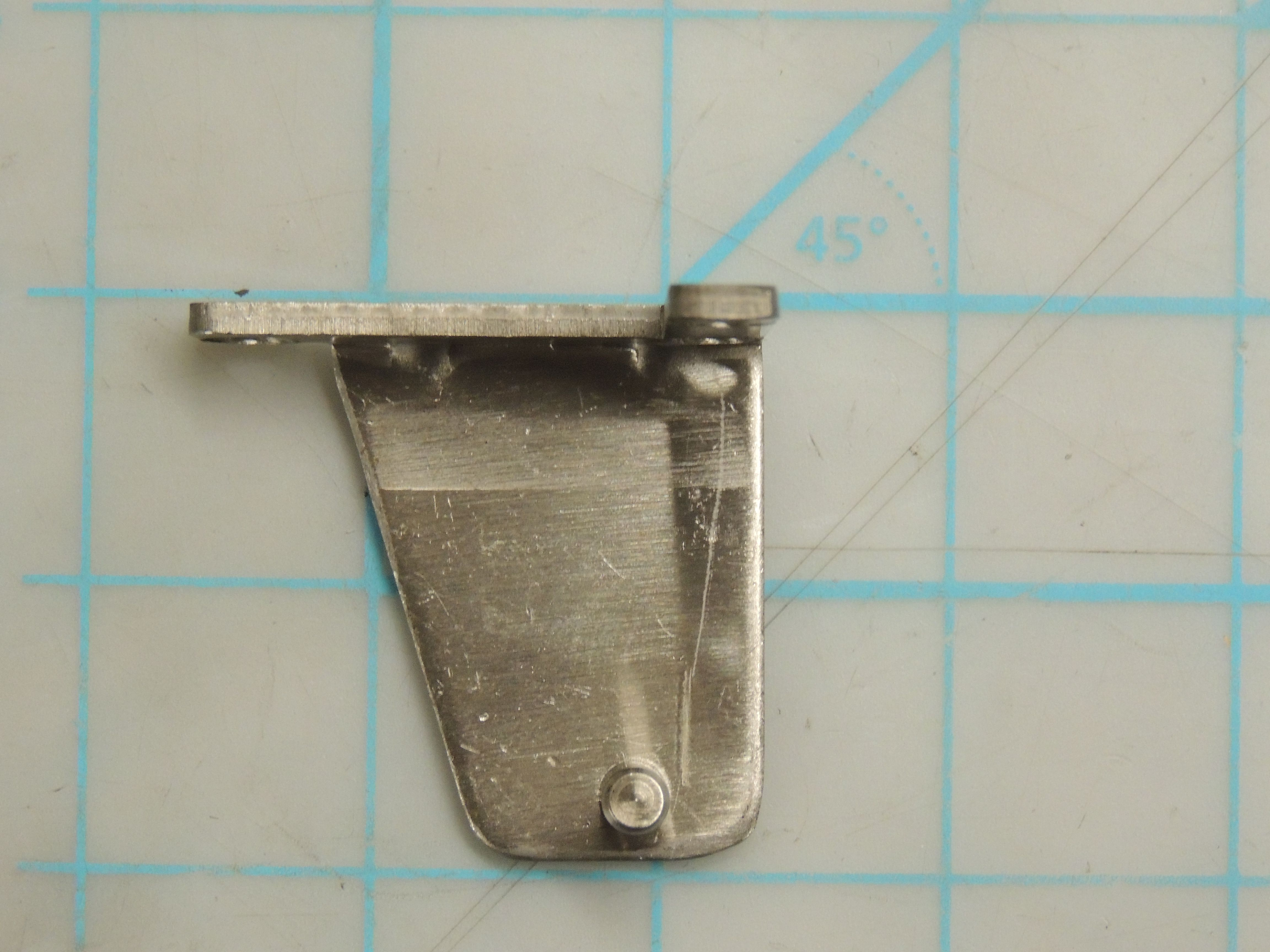 Top hinge module_Left