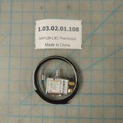 WDF12B-L3E) Thermostat
