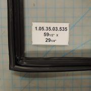 Door Gasket(Black)