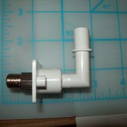 DIM WATER INLET PIPE CONNECTOR