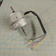 Singl phase asynchronous motor