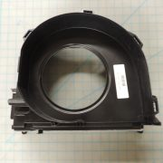 Air outlet volute shell