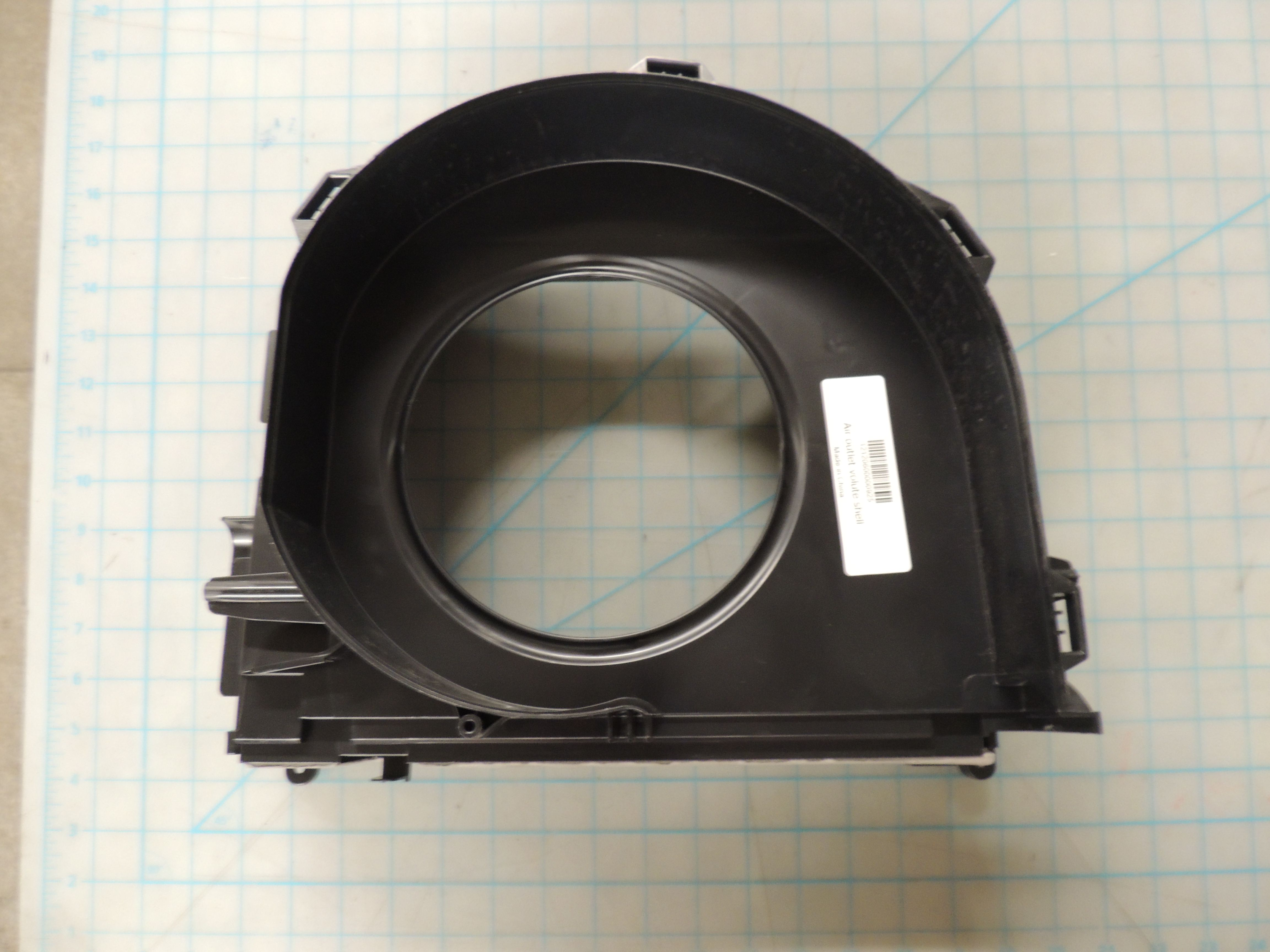 Air Outlet Volute Shell Danby Parts Canada