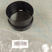 DPAC HEAT EXHAUST HOSE CONCTOR