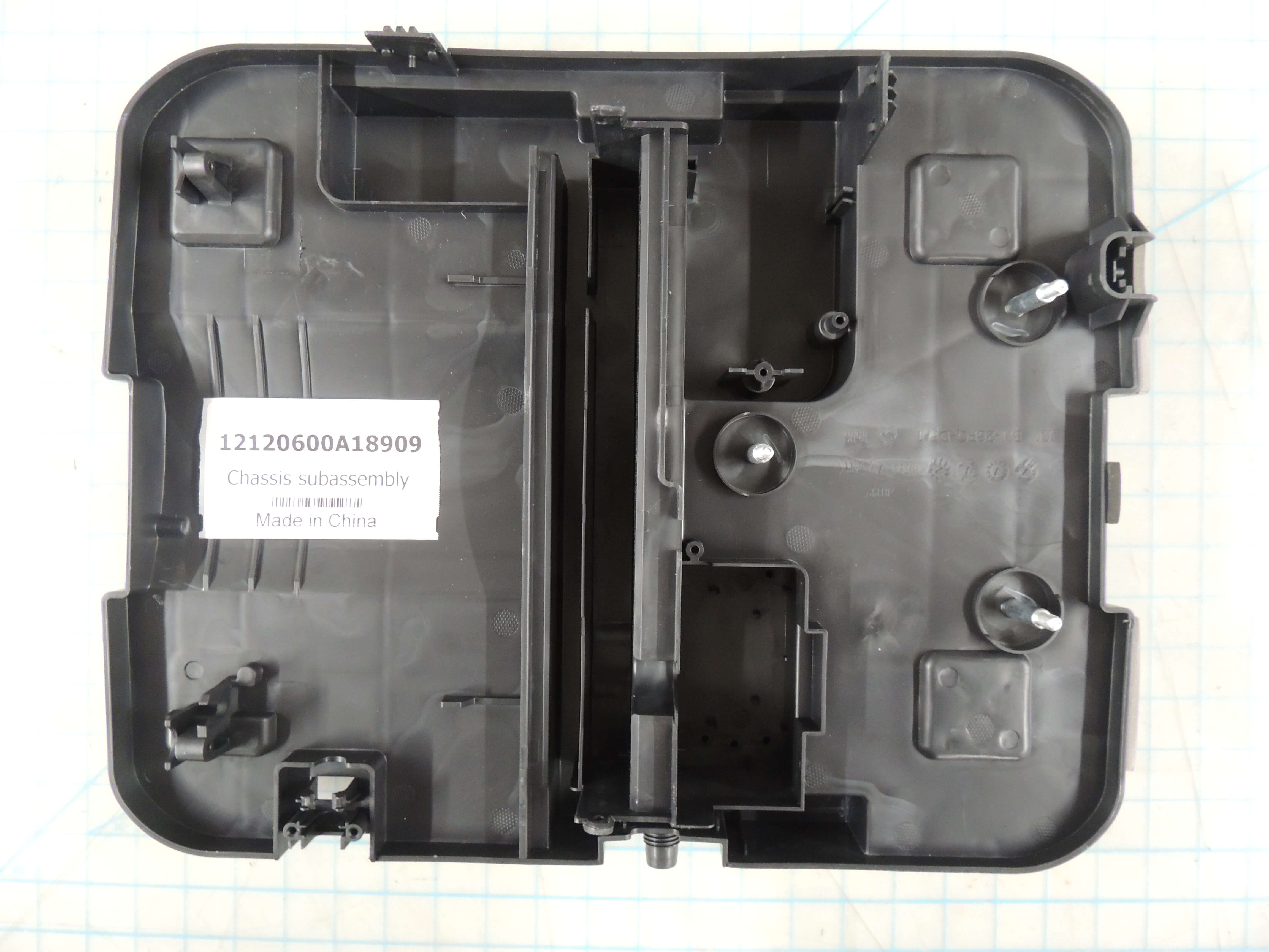 Chassis subassembly