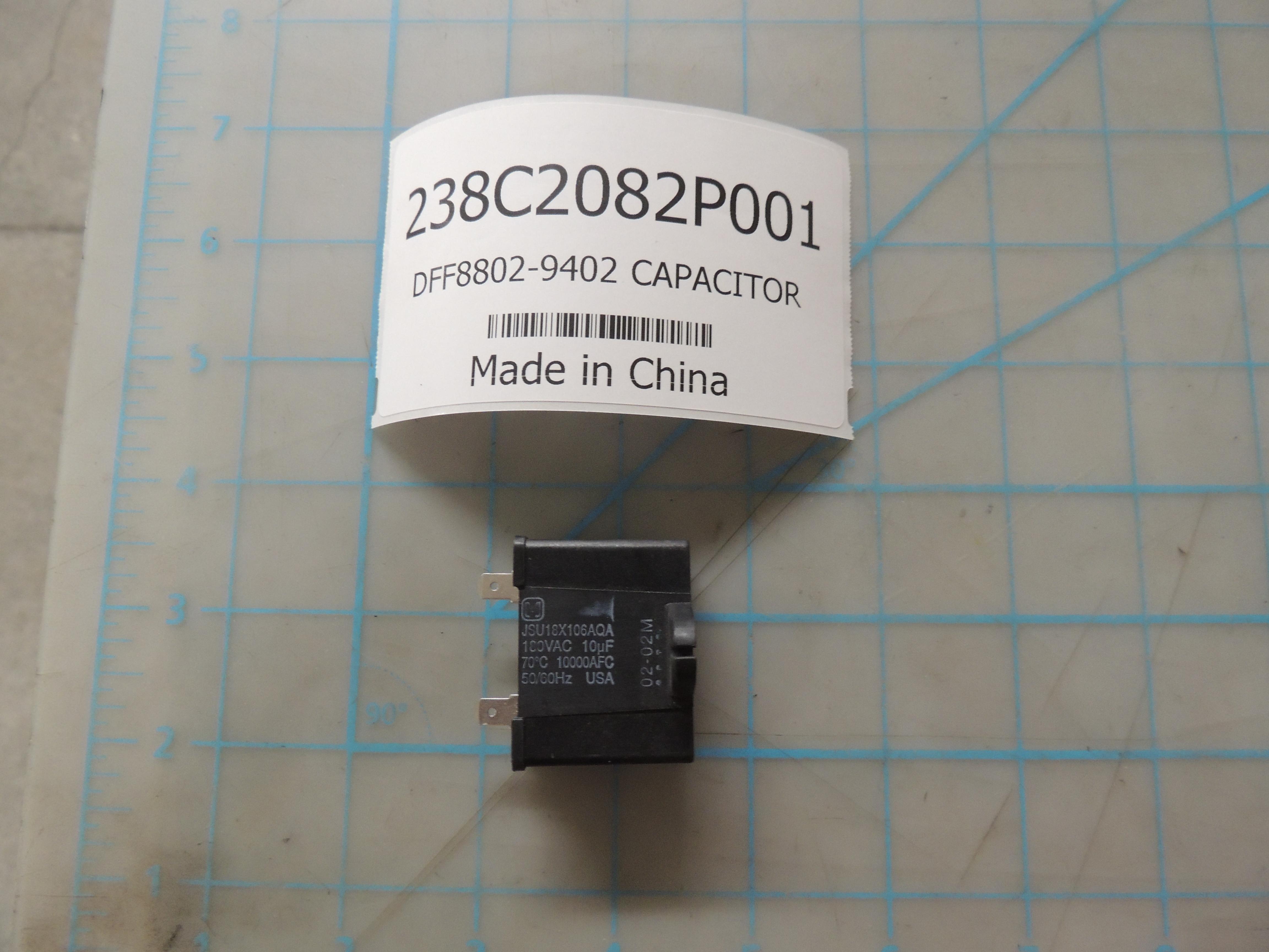 DFF8802-9402 CAPACITOR