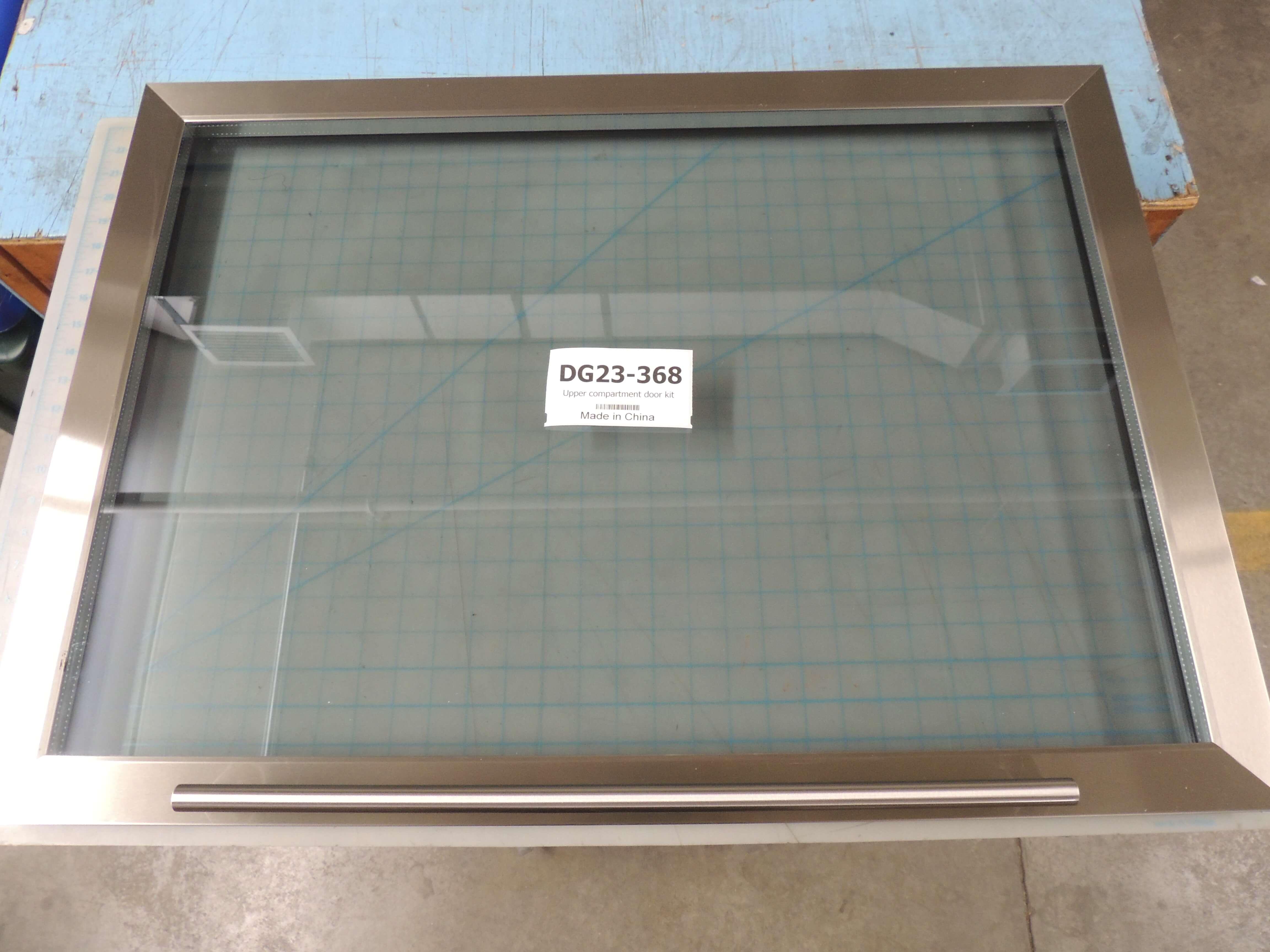 Upper compartment door kit