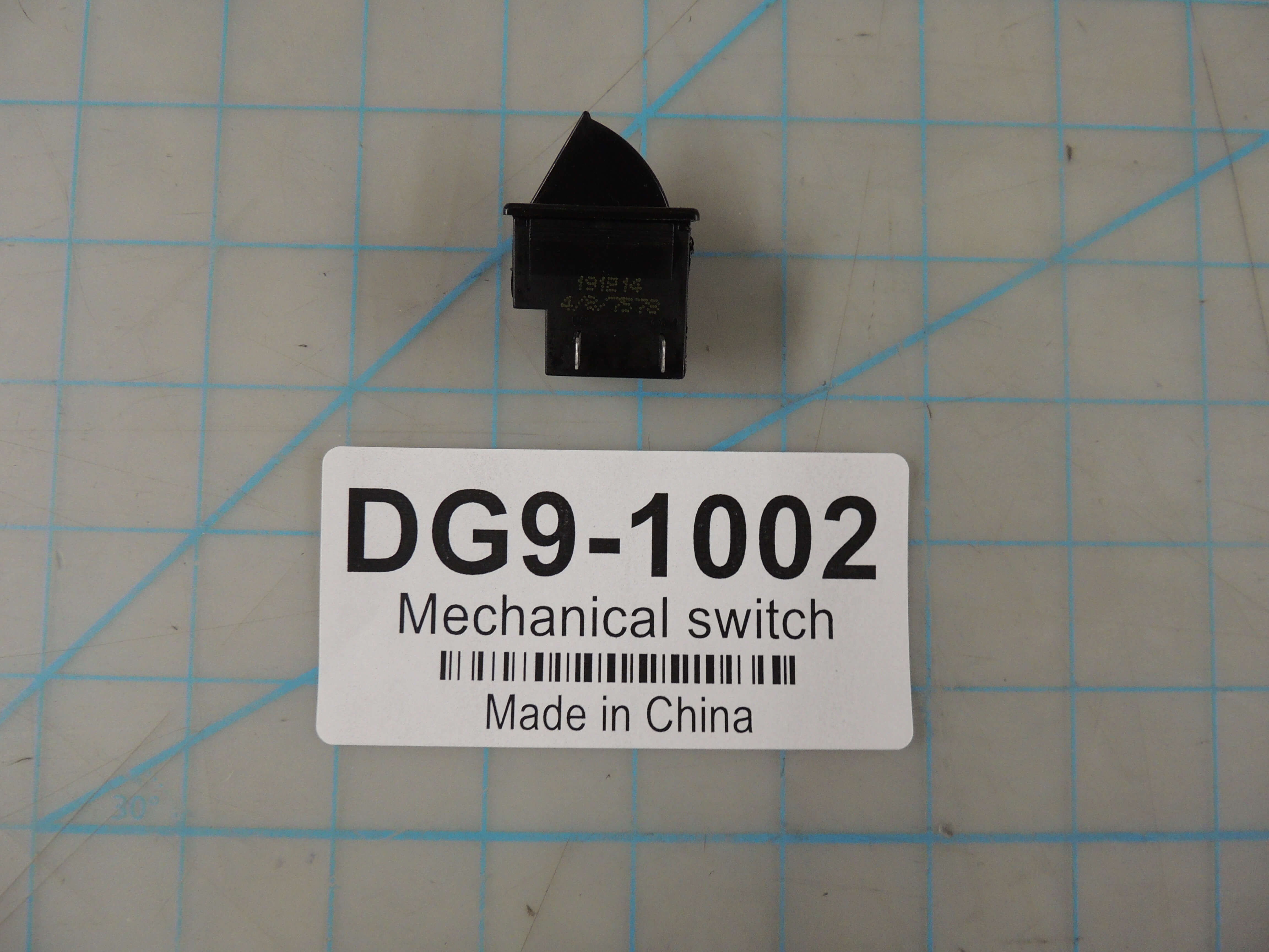 Mechanical switch